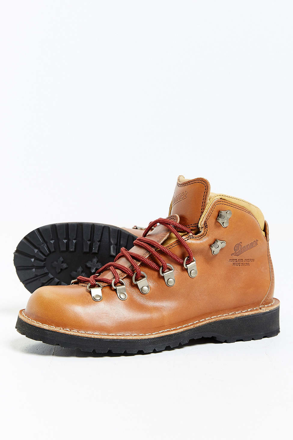 Lyst Danner Mountain Pass Horween Rio Boot In Brown For Men