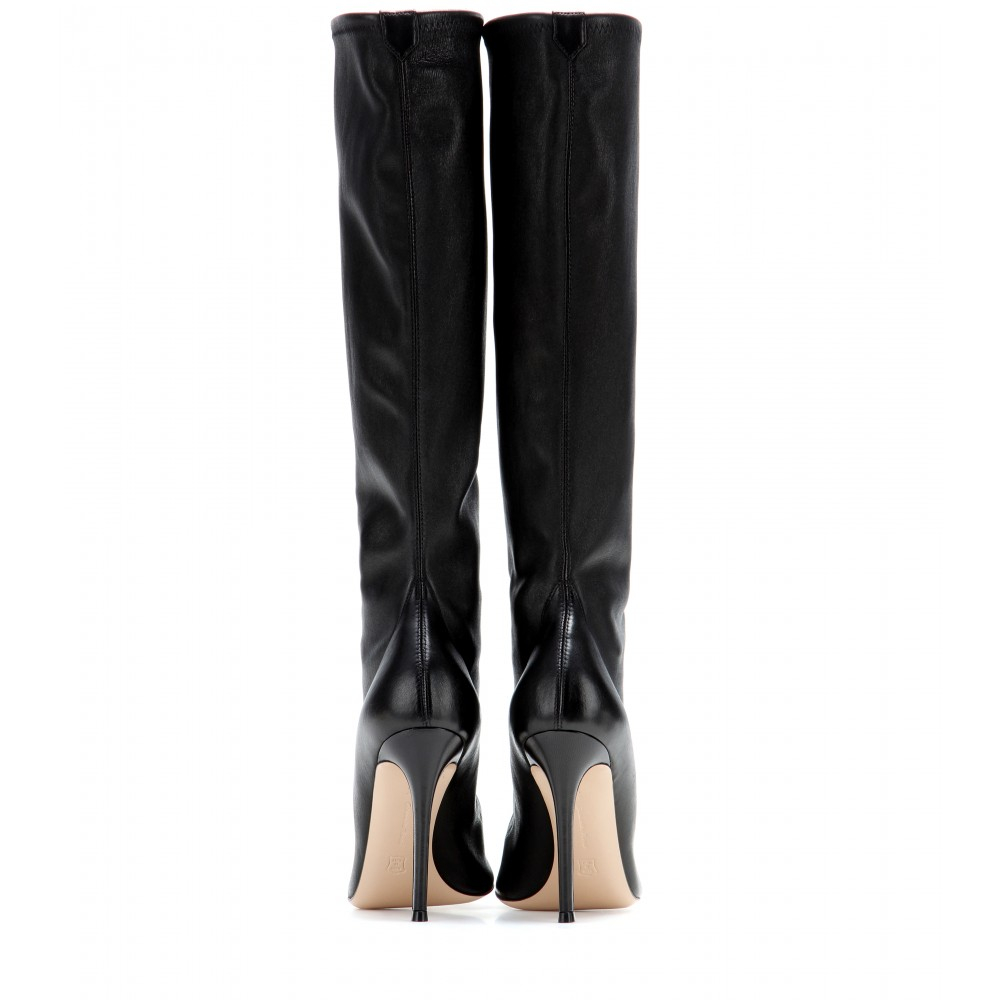 Black Evening Shoes And Boots