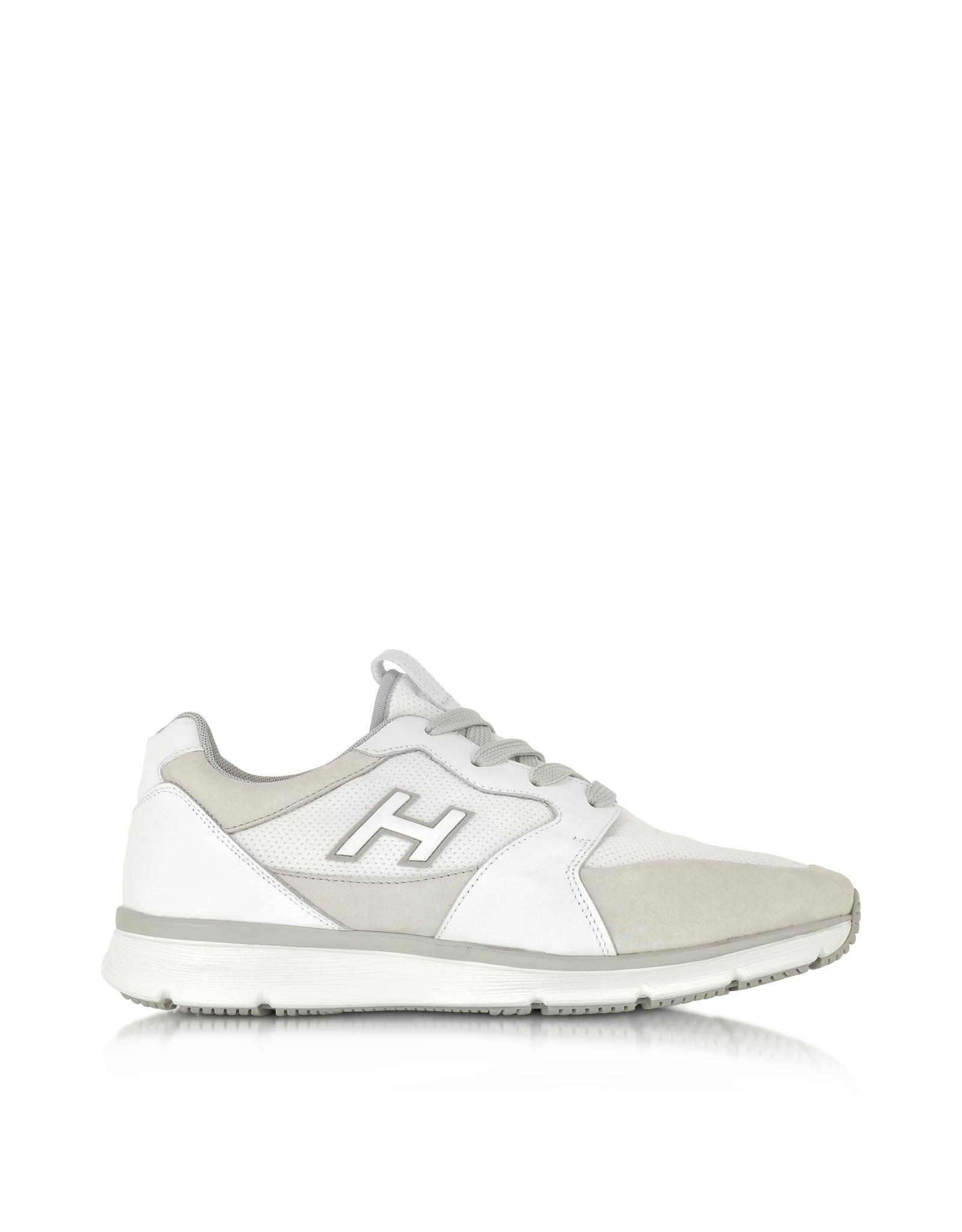 Hogan Shoes H Black White Sneaker