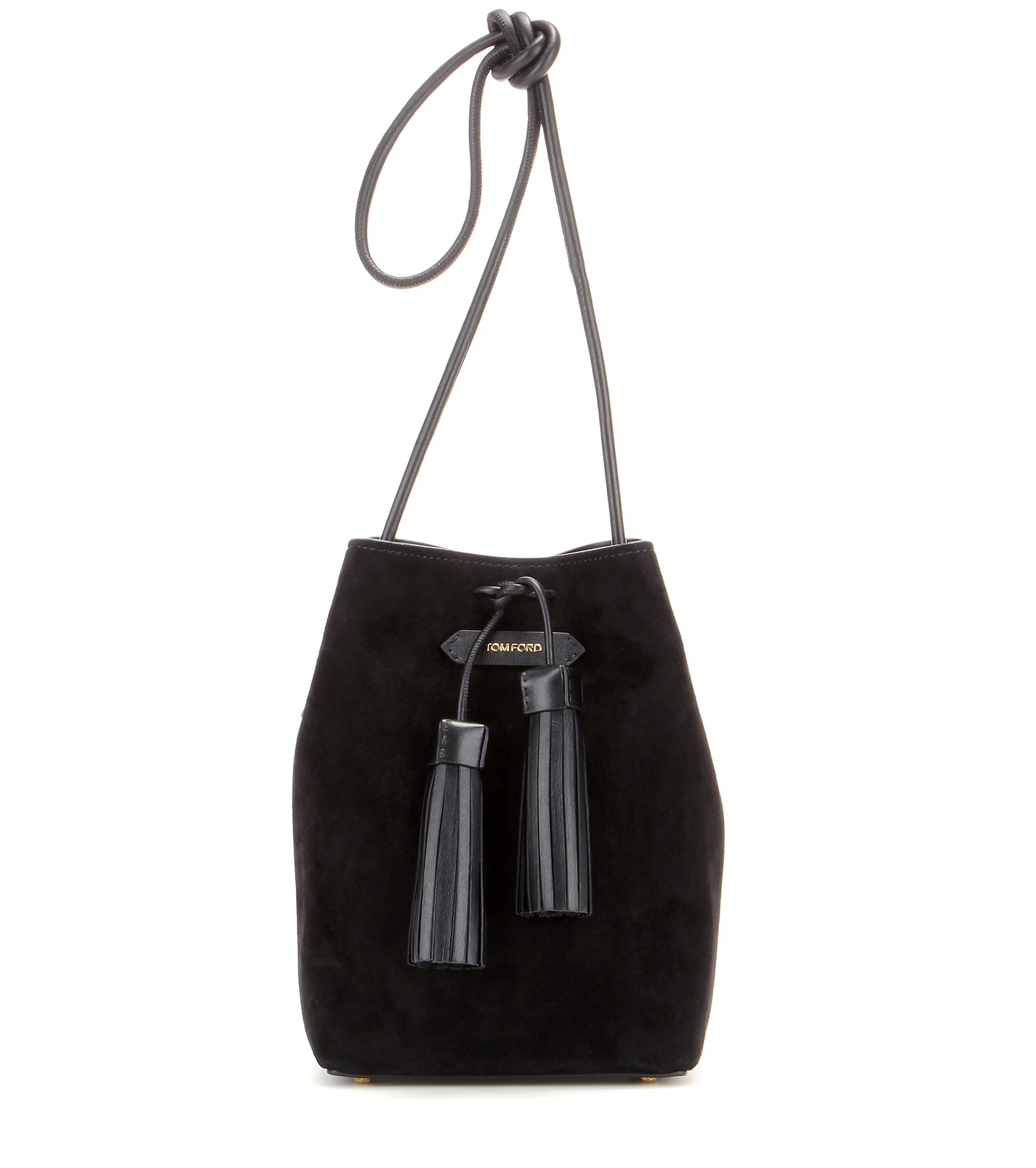 Tom ford Mytheresa. Com Exclusive Bucket Small Suede Bucket Bag in ...