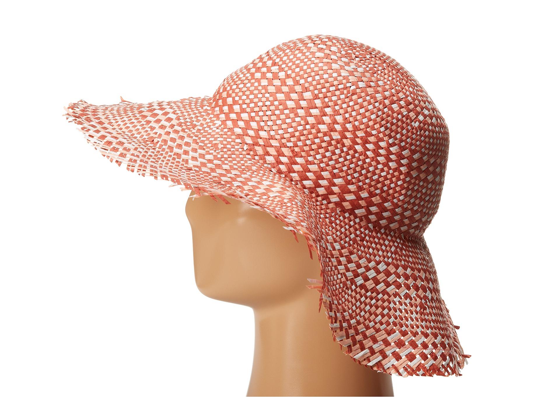 cad3bfe66 Women's Pink Multi Floppy Hat