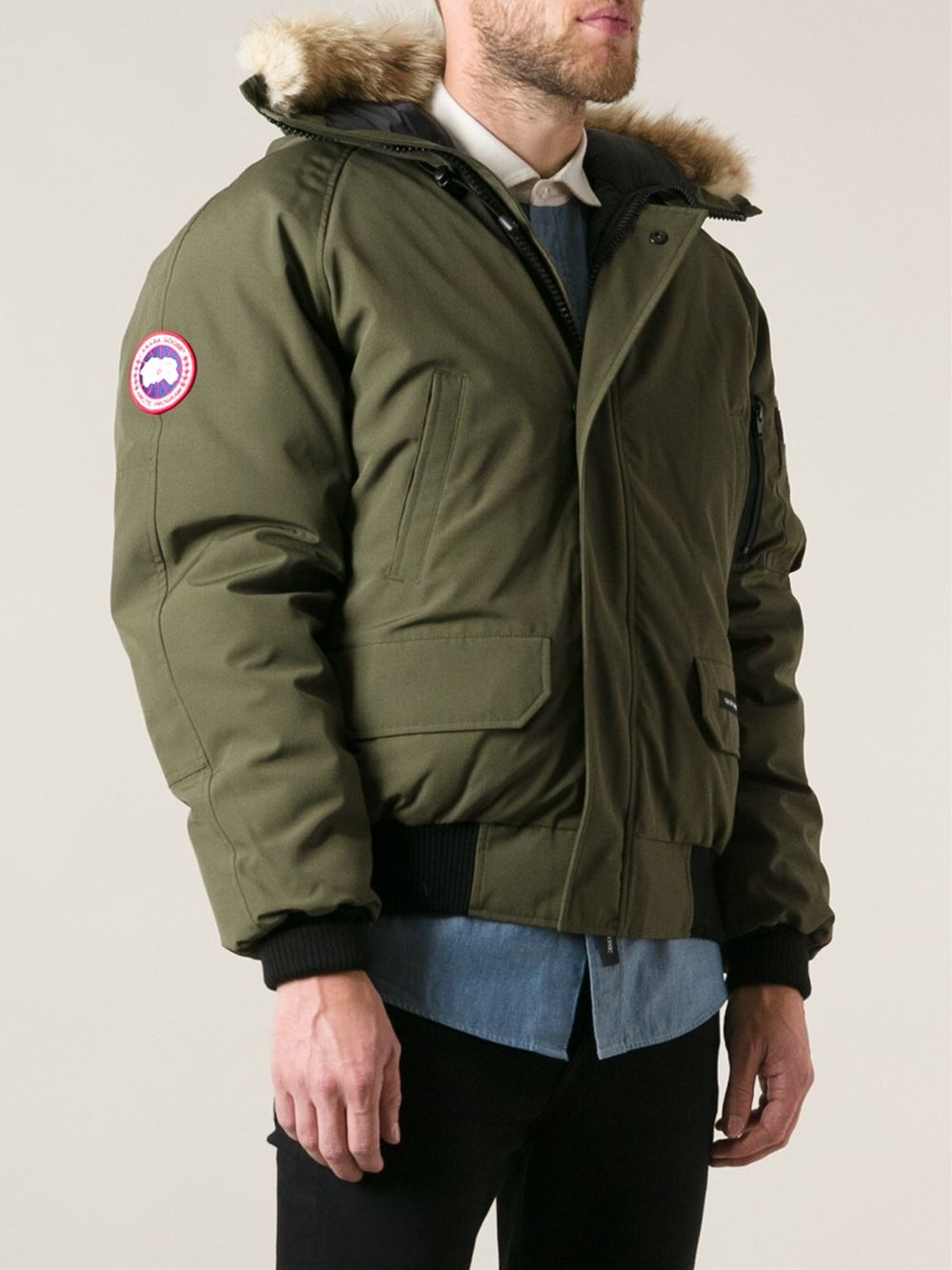 discount code for canada goose military green chilliwack