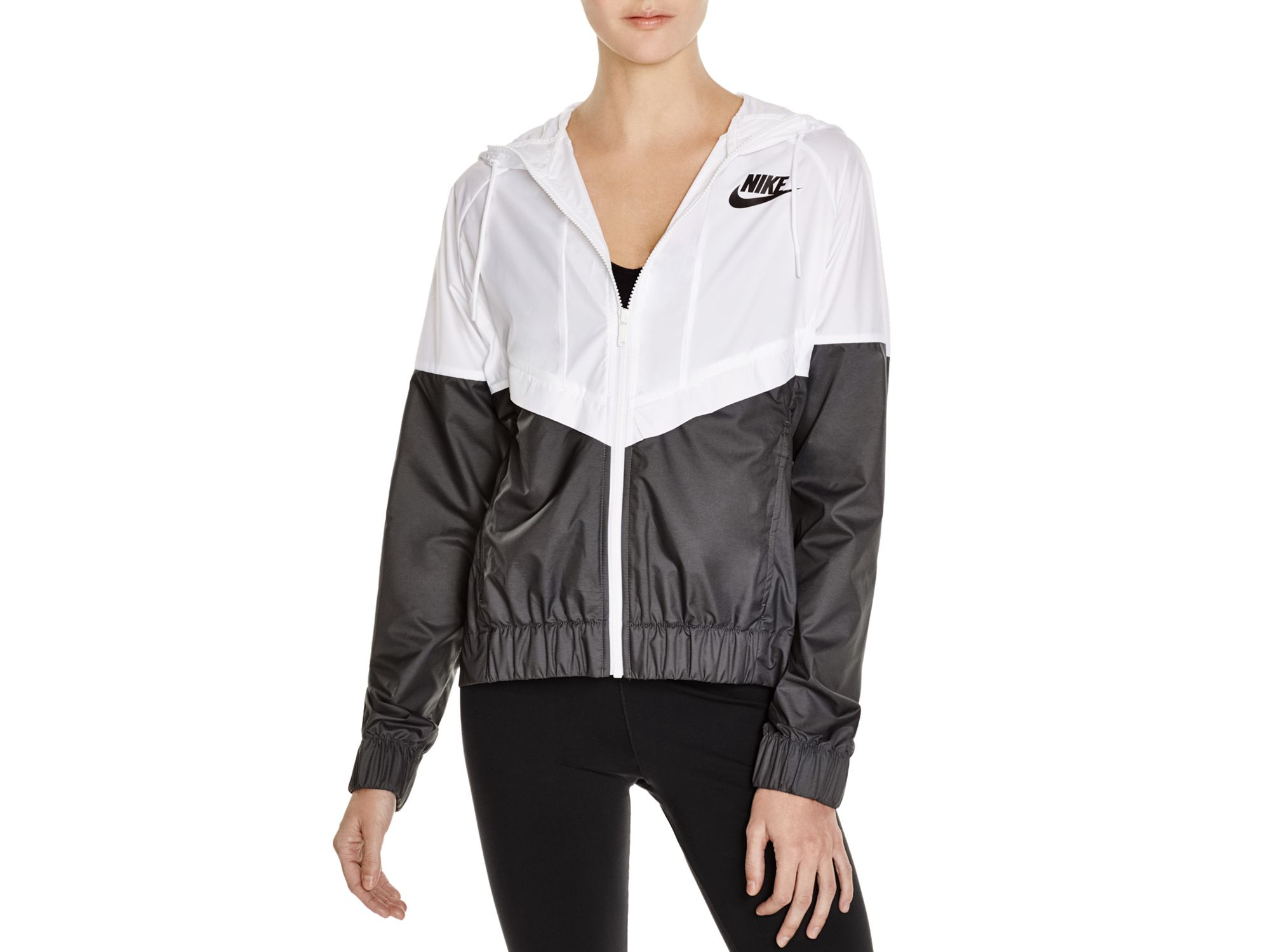 3046eb99a50572 Gallery. Previously sold at  Bloomingdale s · Women s Nike Windrunner  Women s Field Jackets ...