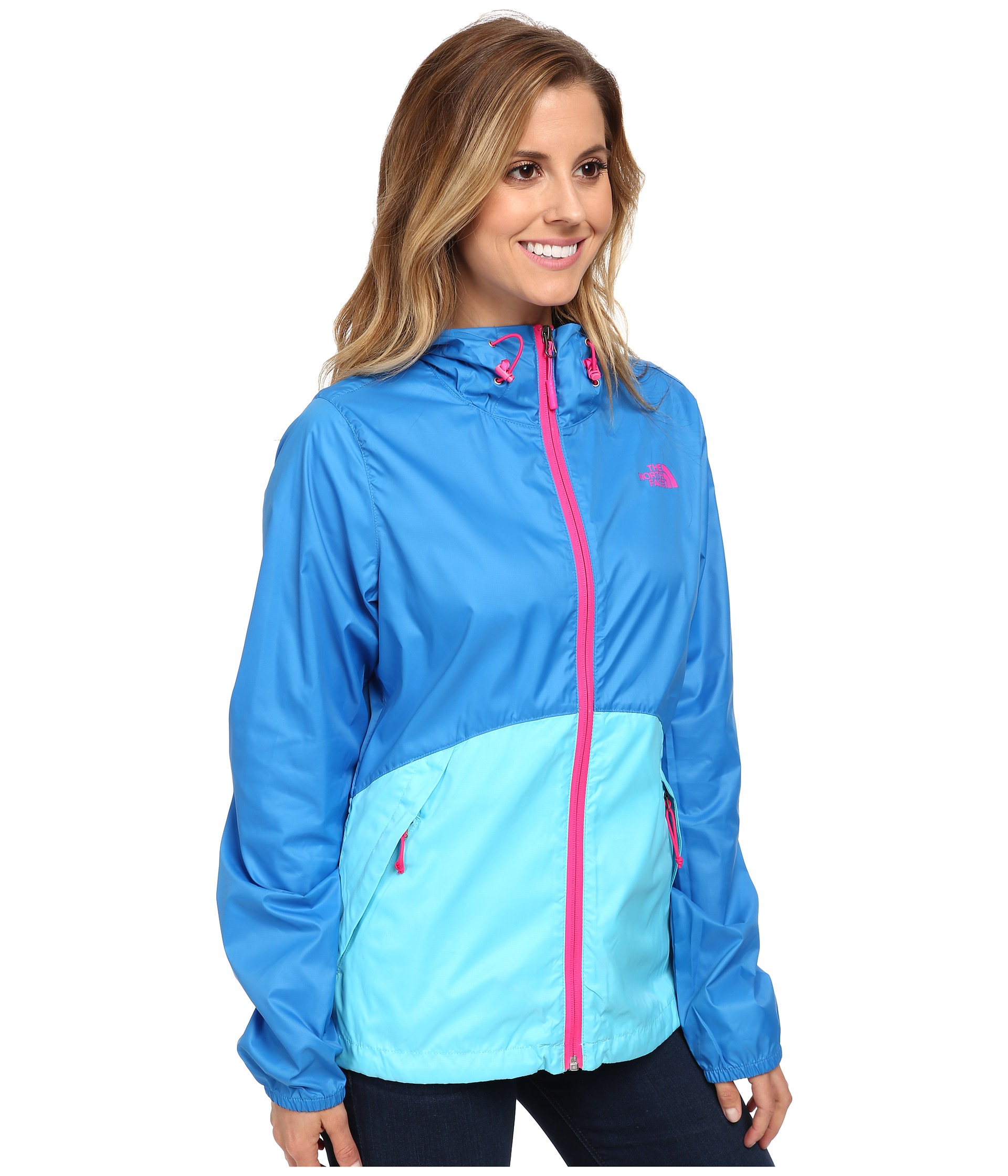 ... release date lyst the north face flyweight hoodie in blue 60d45 48ff5 56240886f