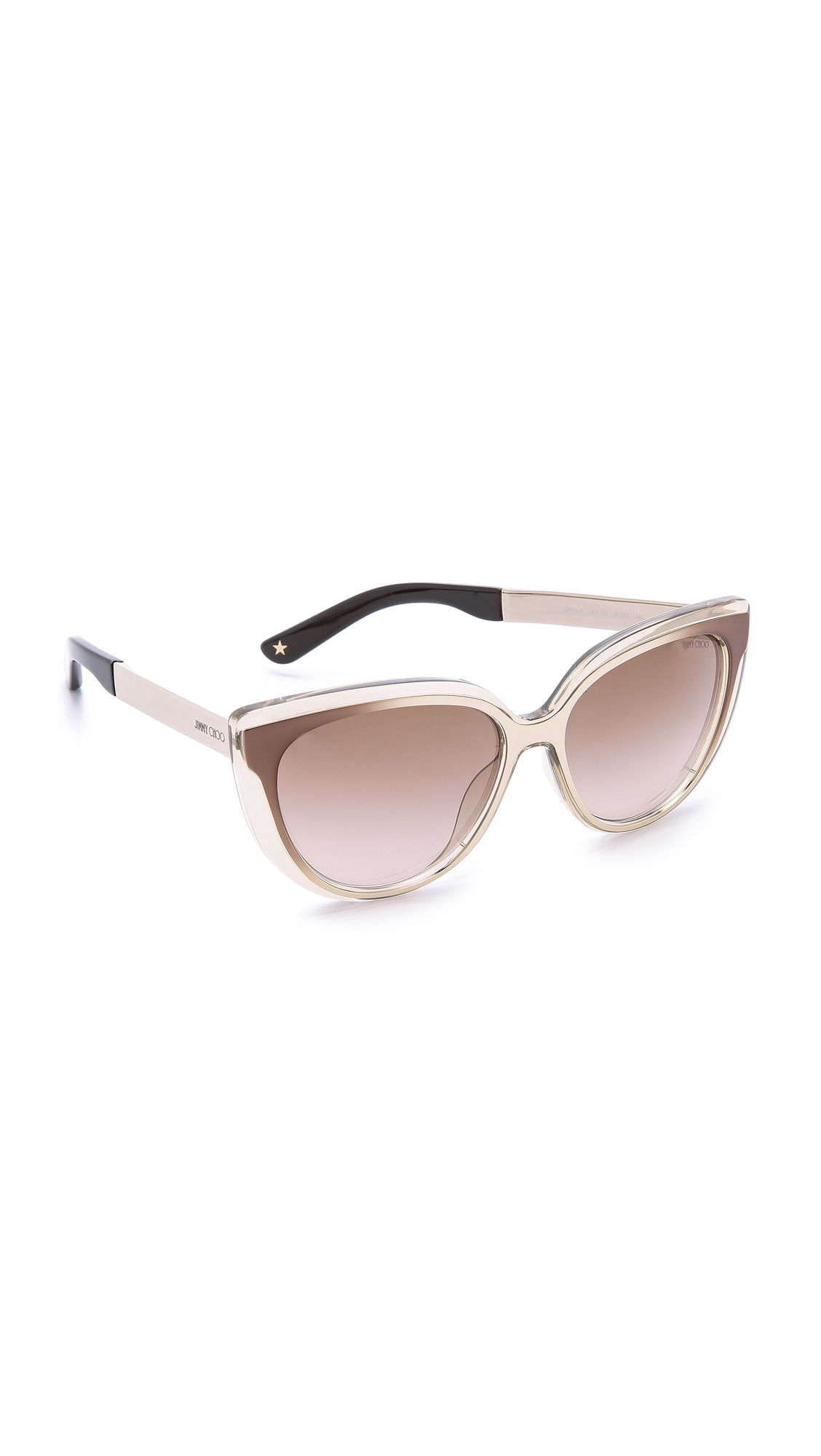 d8ce6800f6a6 Gallery. Previously sold at  Shopbop · Women s Jimmy Choo Cindy ...