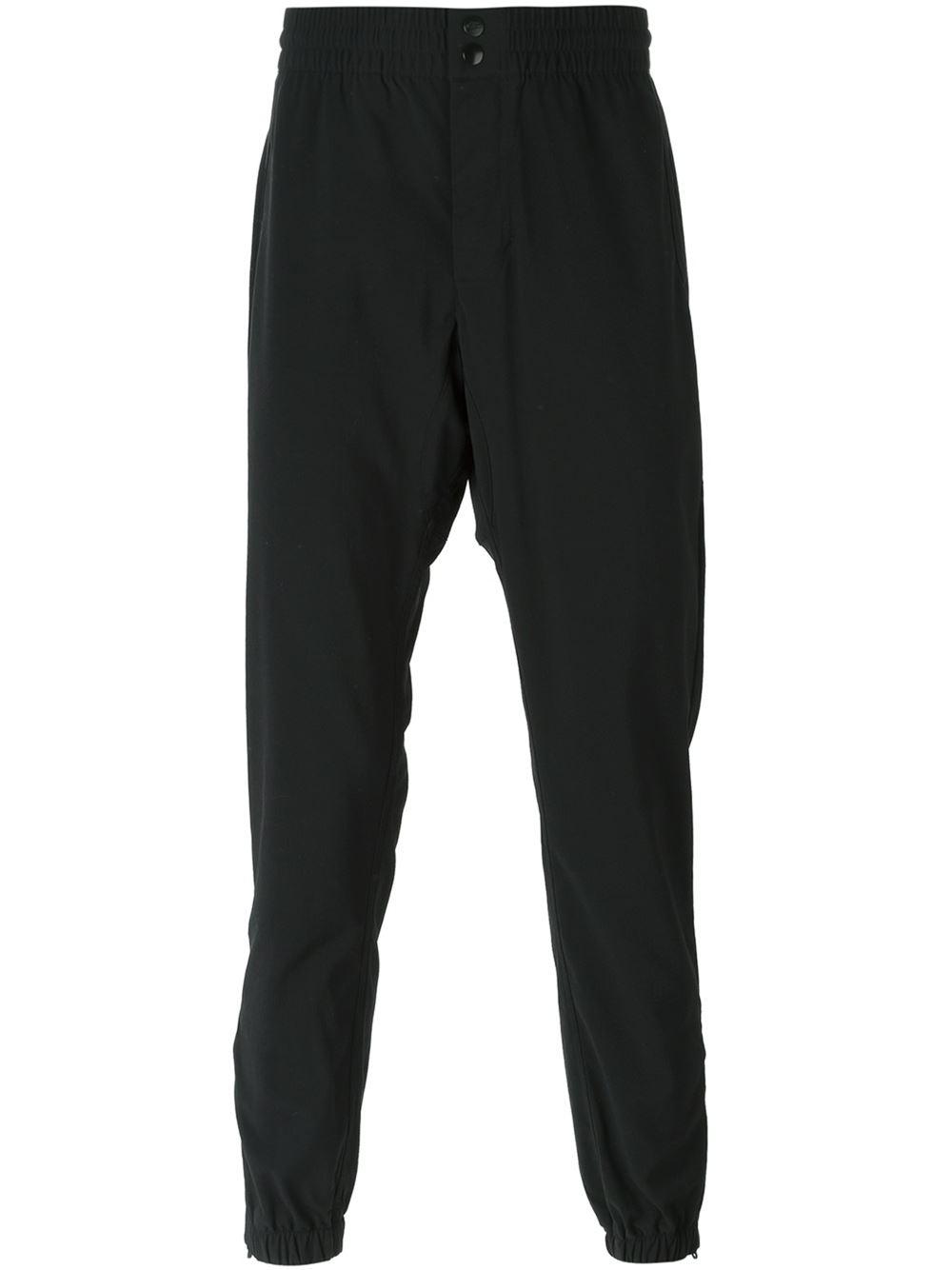 Nike V442 Track Pants In Black For Men Lyst