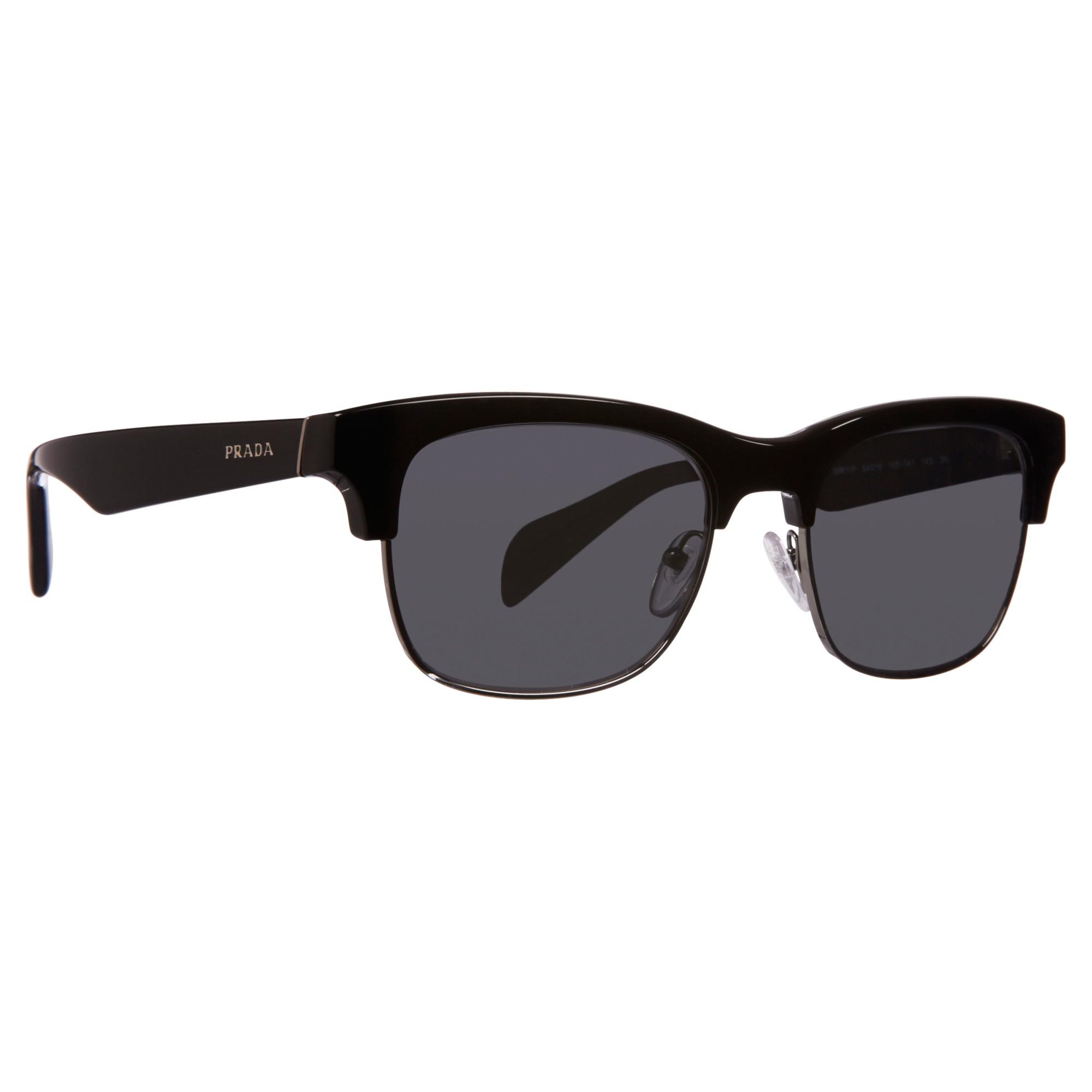 Prada Pr11ps Sunglasses in Black