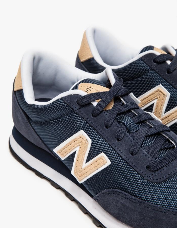 new balance navy blue 501