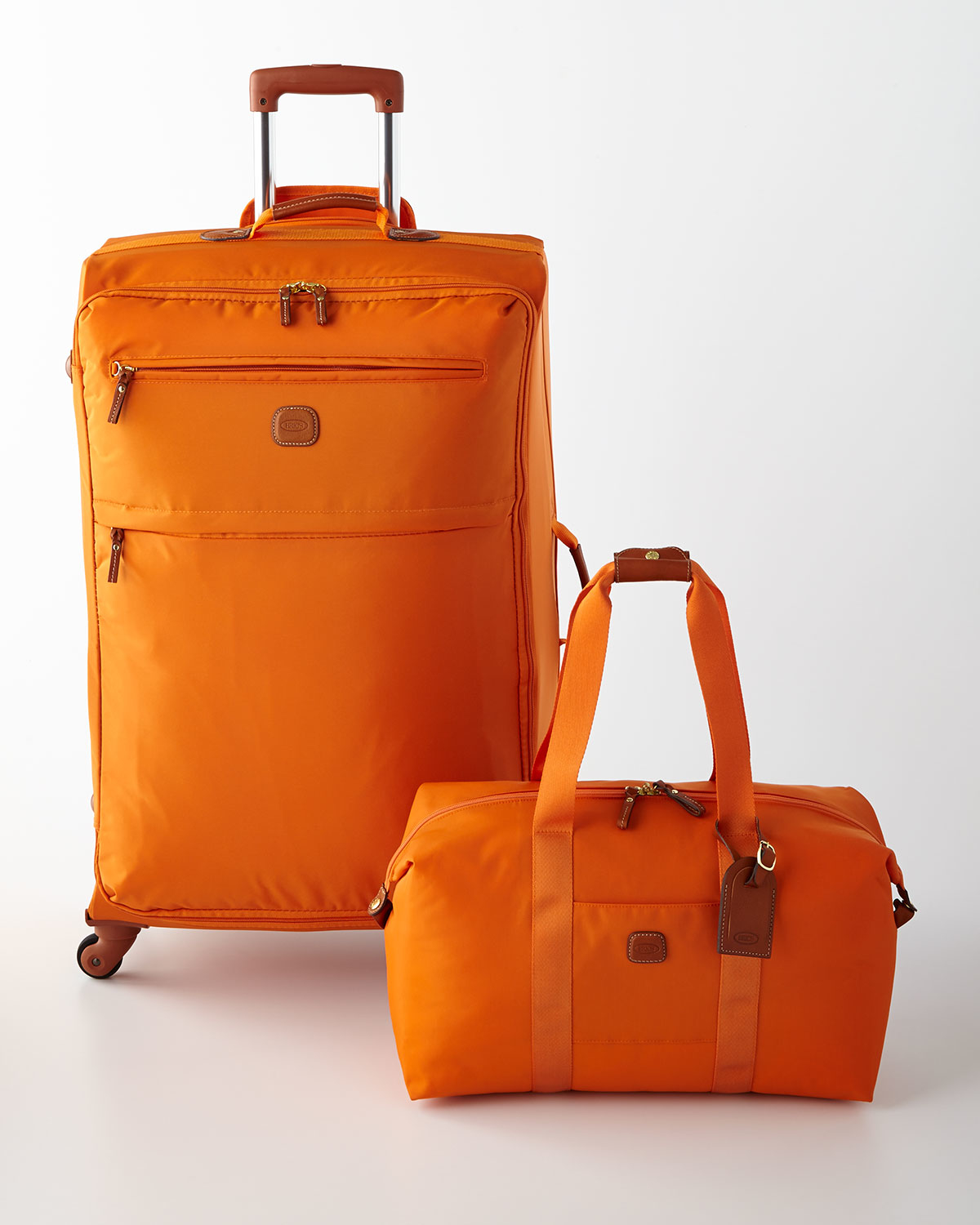 Lyst Bric S Melon Luggage In Orange For Men