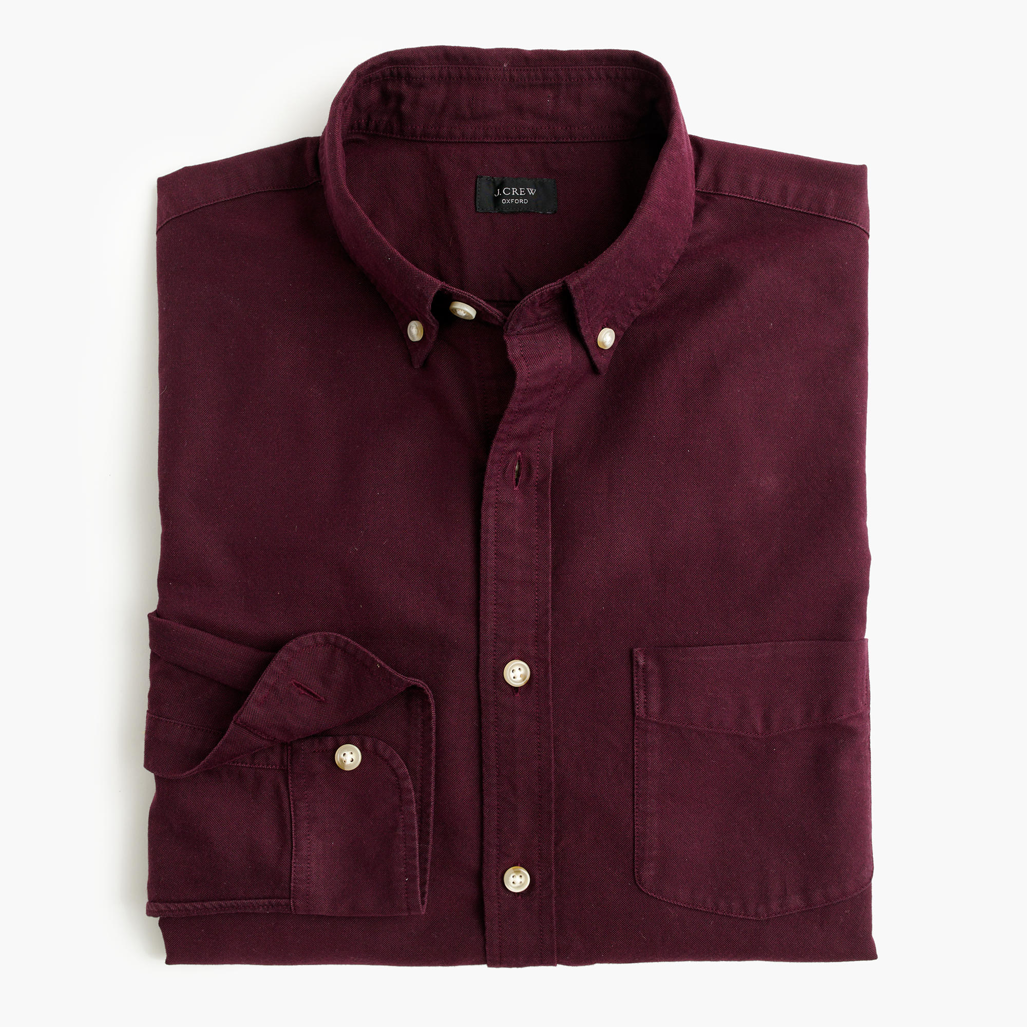 Similiar Burgundy Oxford Shirt Women Keywords