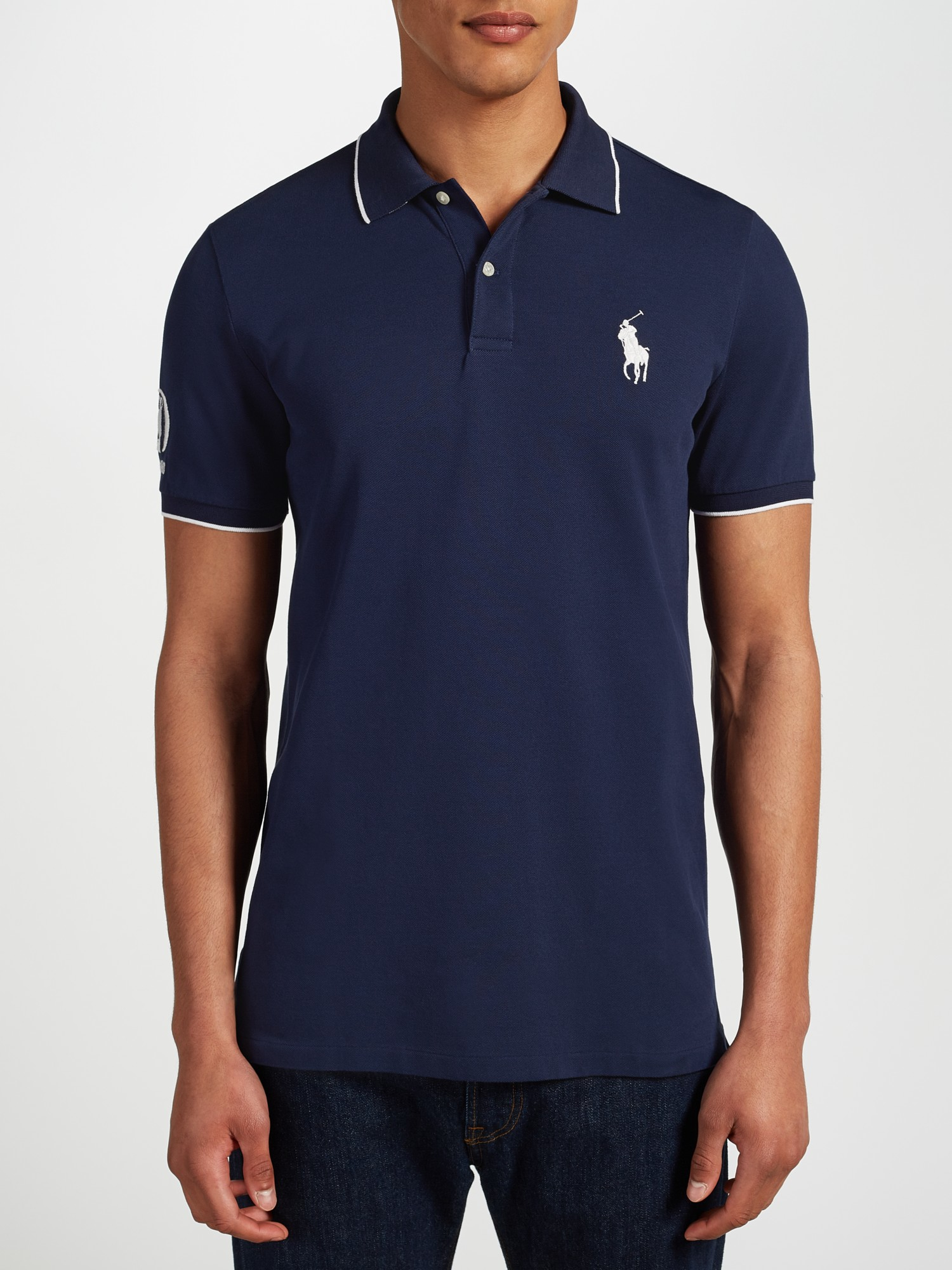Polo Ralph Lauren Linen Sport Shirt in Blue for Men - Lyst