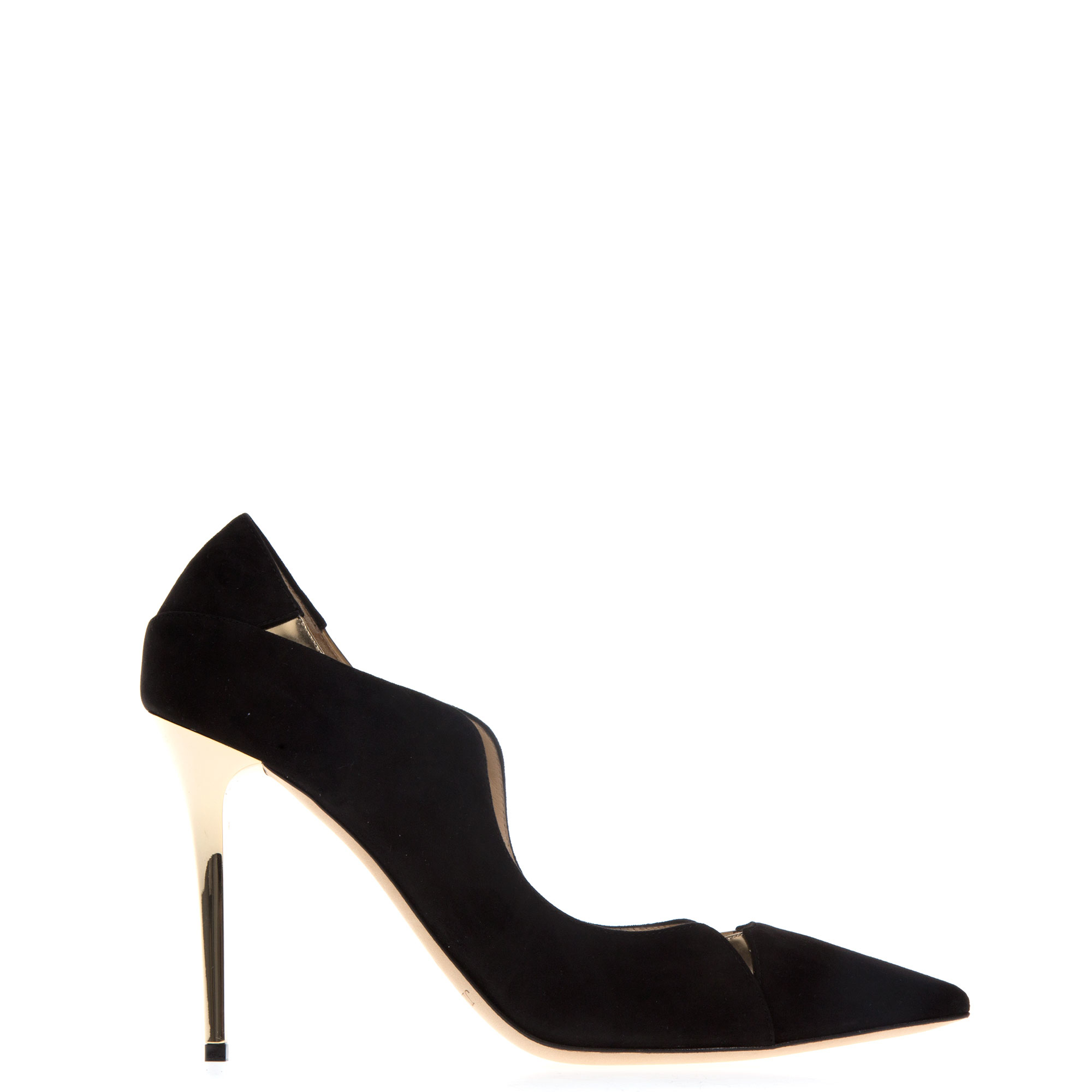 jimmy choo tamika shoes in black lyst