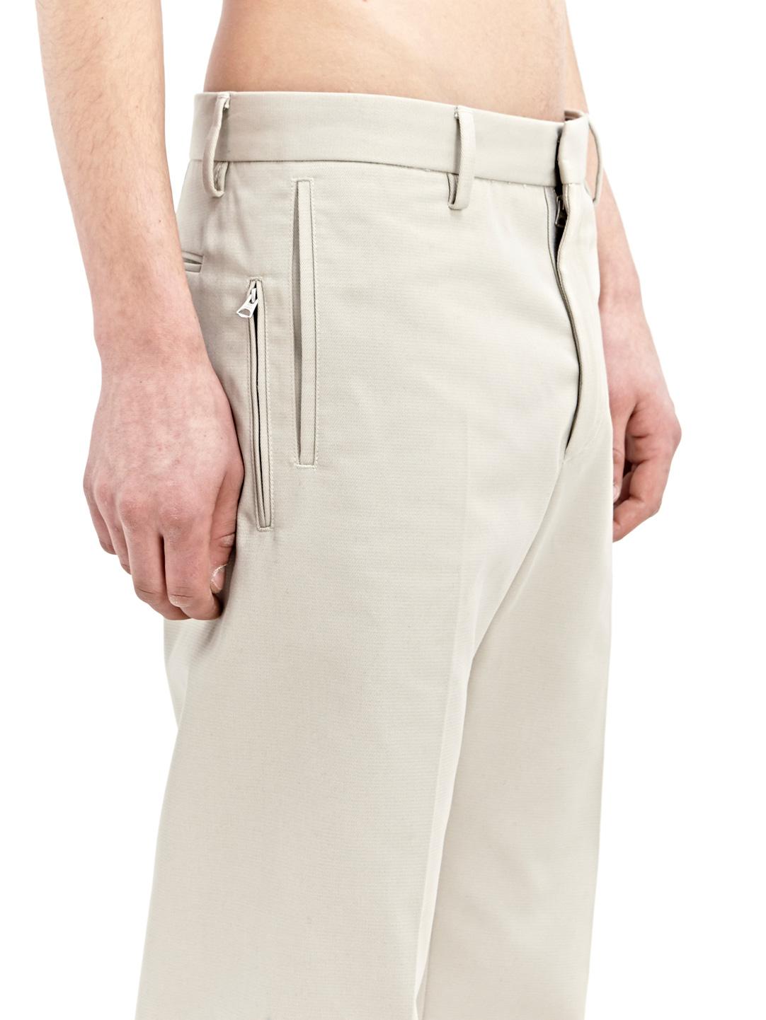 Acne Studios Studios Mens Rylan H Twill Pants in Khaki (Natural) for Men