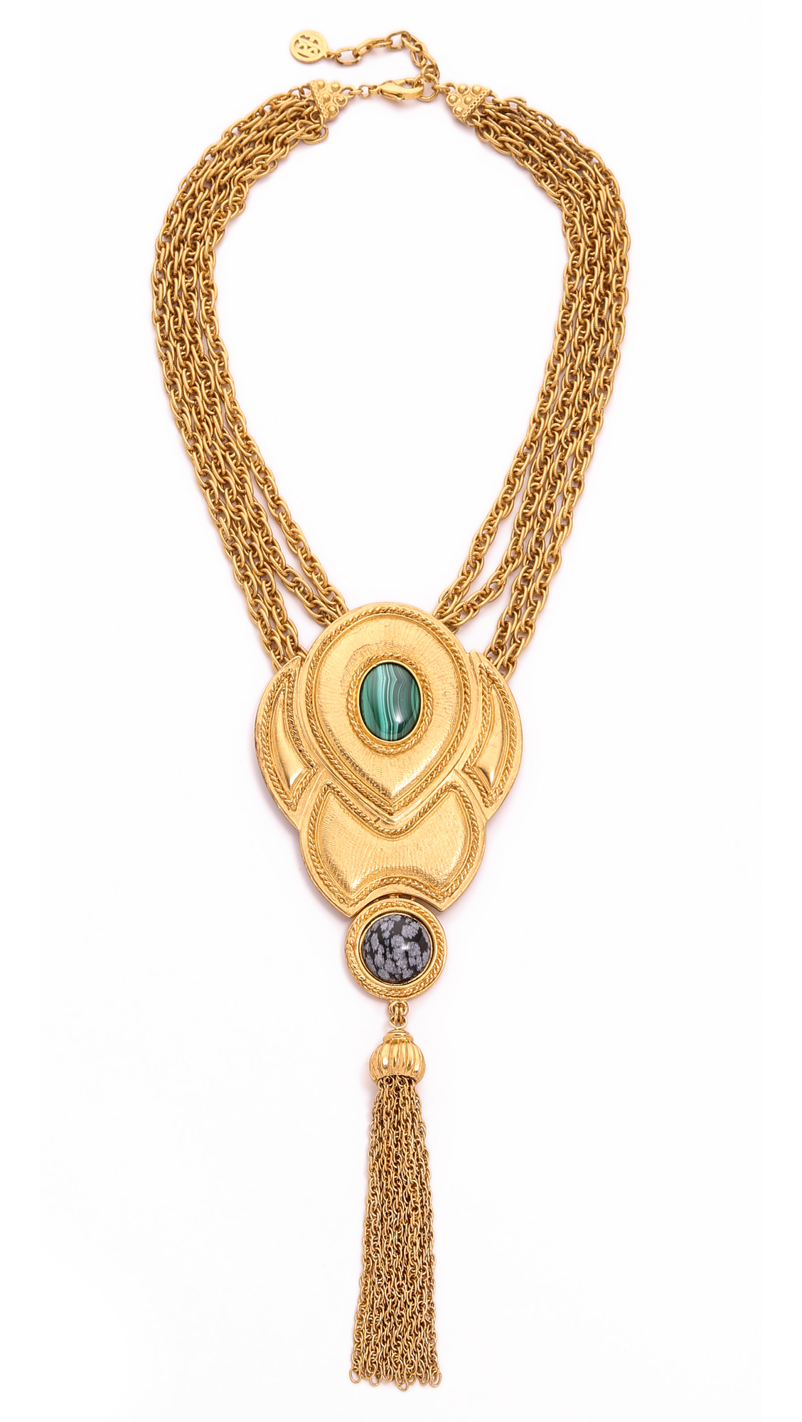 Ben-Amun Multi-Charm Necklace