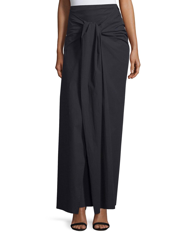 Tie Front Skirt 70