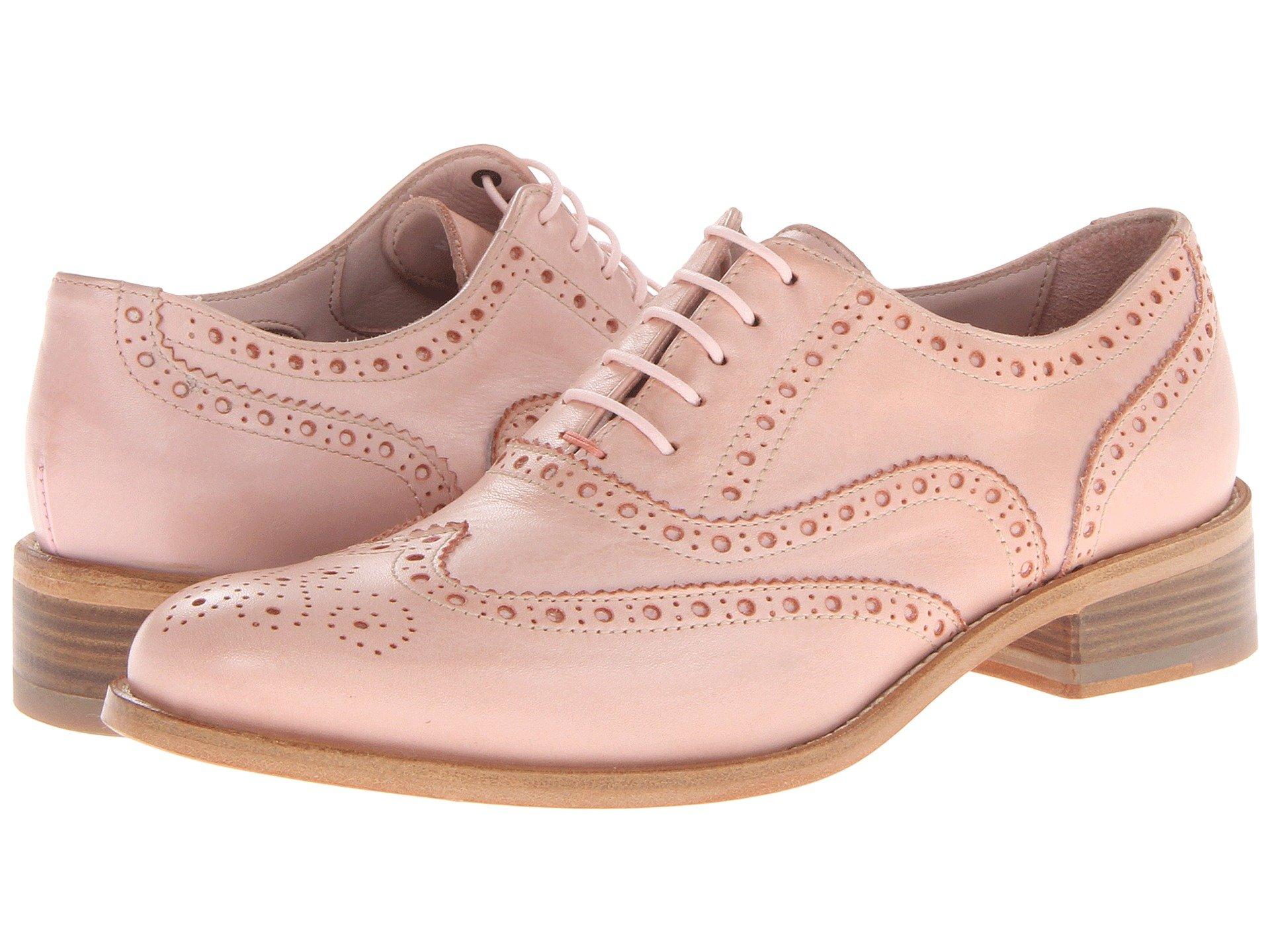 pink brogues womens Shop Clothing