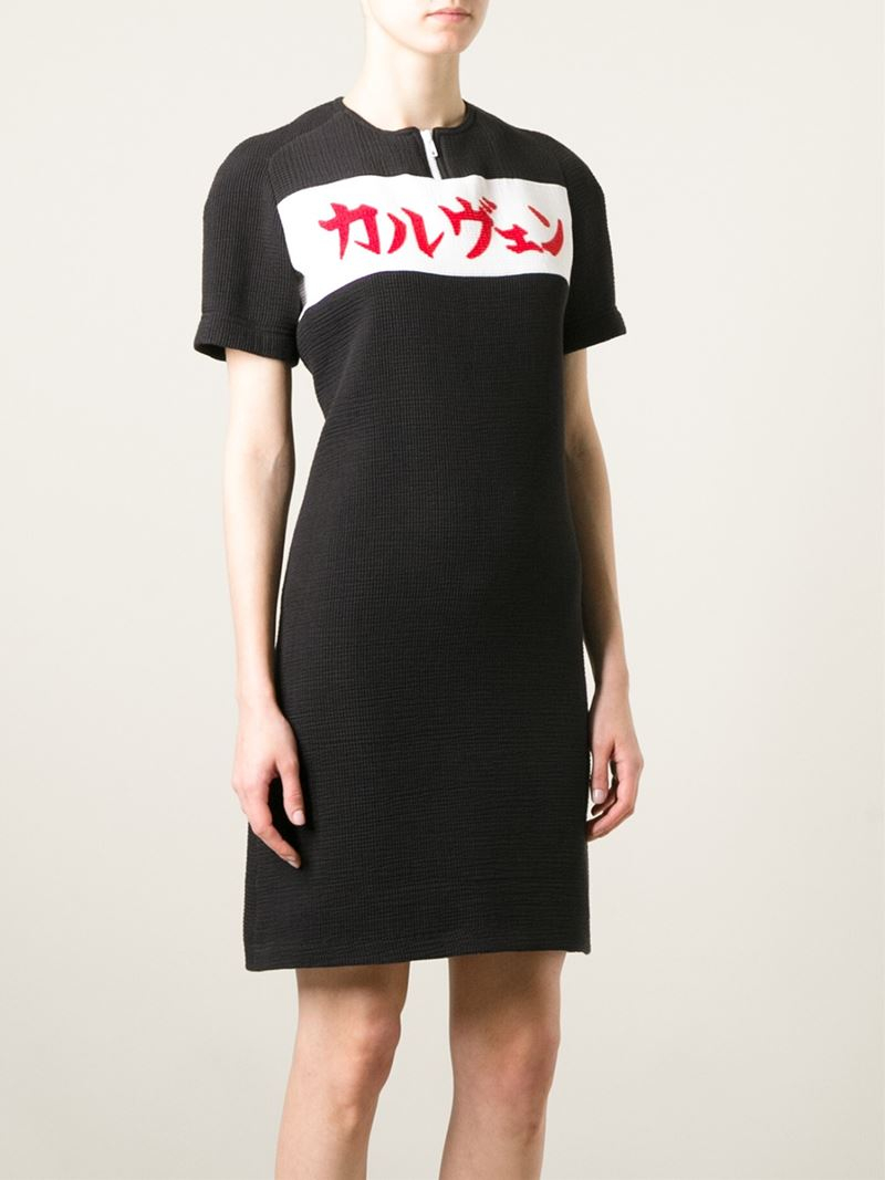 top quality 100% genuine online for sale Japanese Waffle Knit Dress