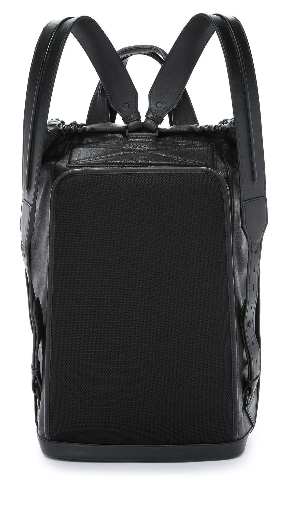 mcm tasche tasche backpack in brown for men lyst. Black Bedroom Furniture Sets. Home Design Ideas