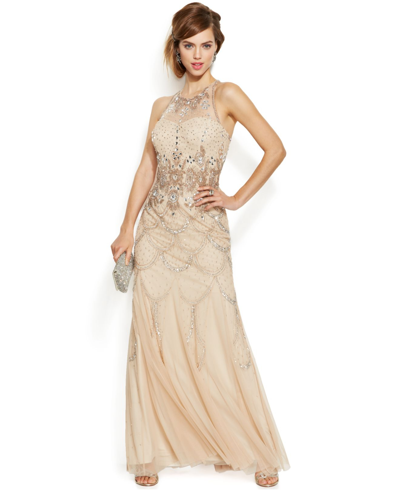 Macys Prom Dresses - Gown And Dress Gallery