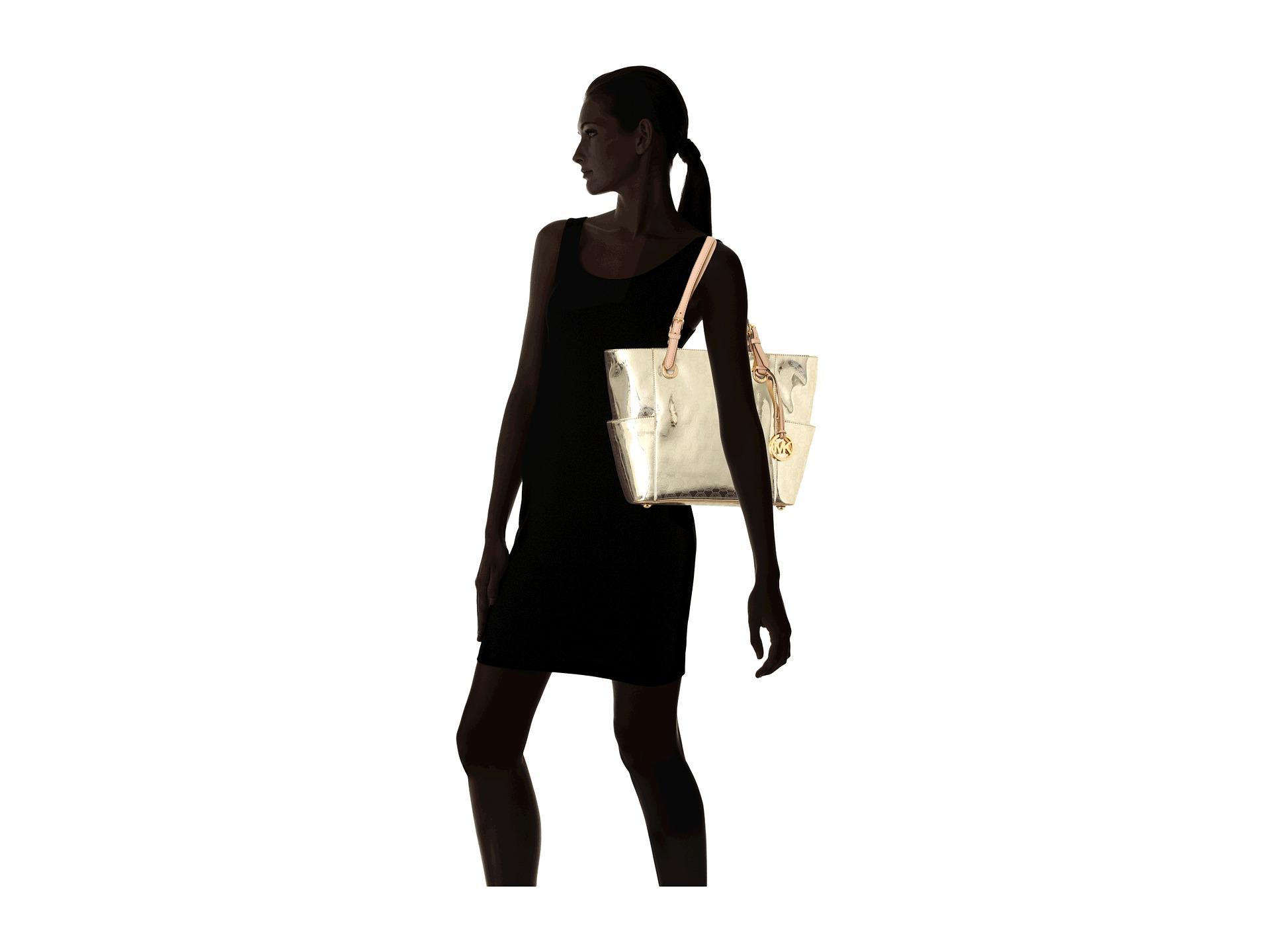 Michael Kors Shopper Gold