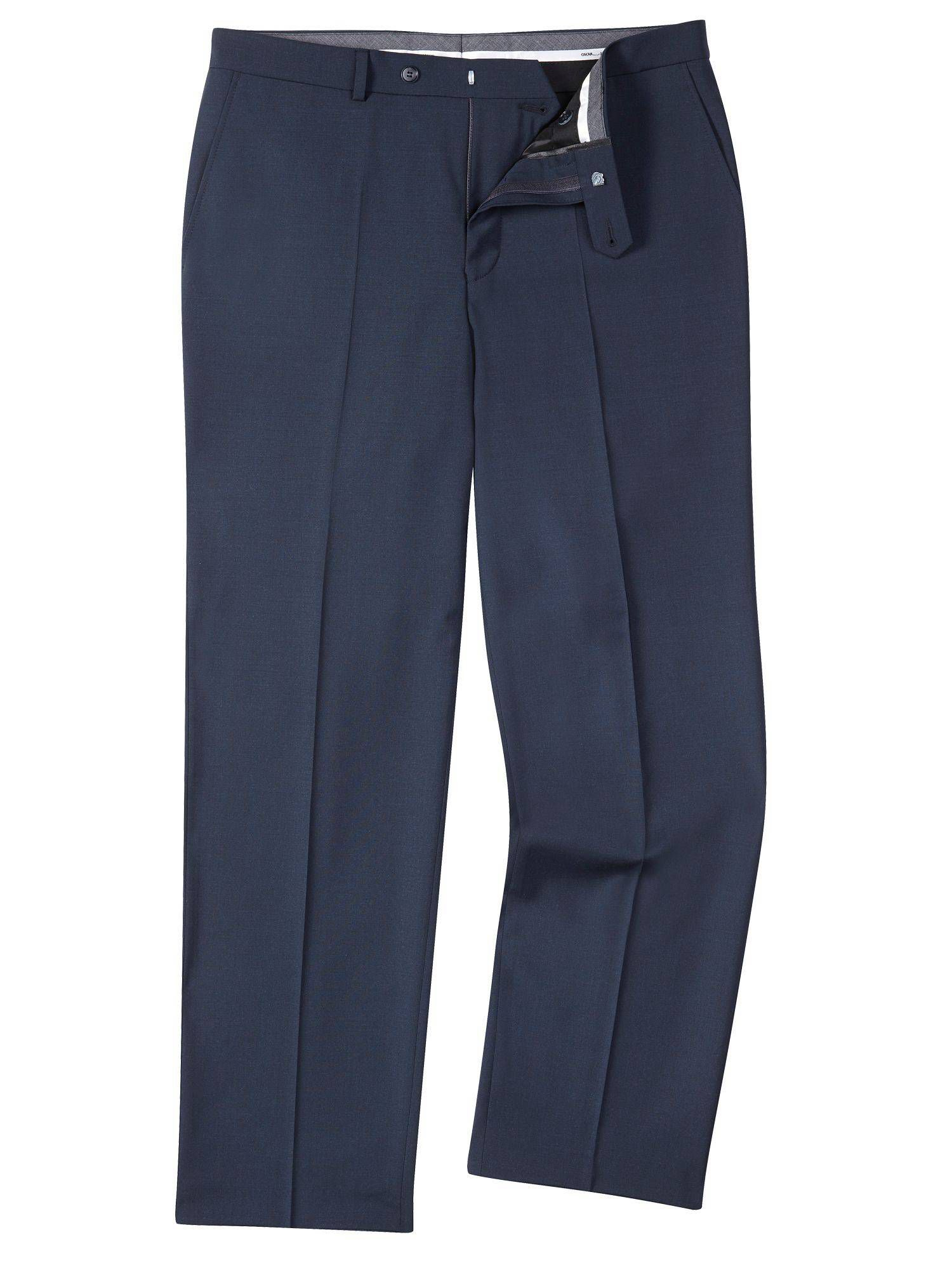 Oscar jacobson Greg Performance Trousers in Blue for Men ...