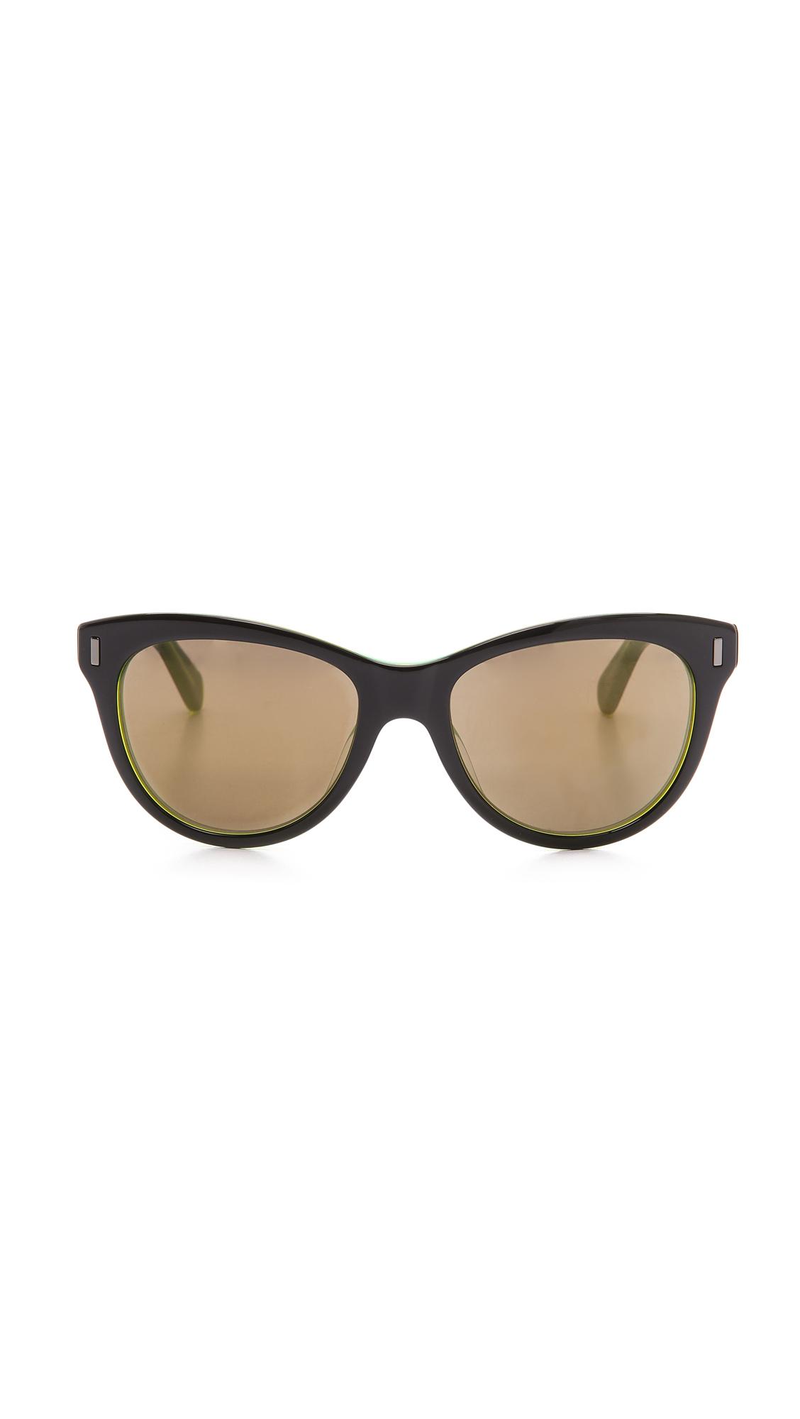 406c6f15bf6 Green Mirror Sunglasses Cat Eye - Bitterroot Public Library
