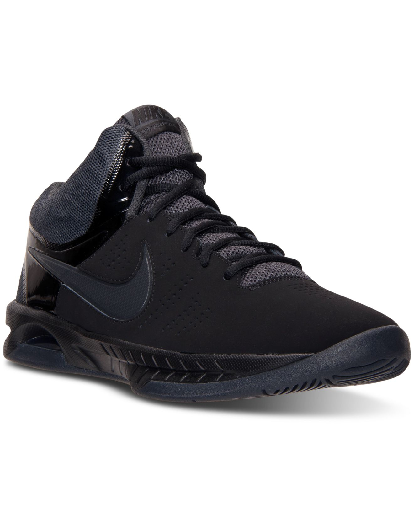 Lyst Nike Men S Air Visi Pro Vi Nubuck Basketball