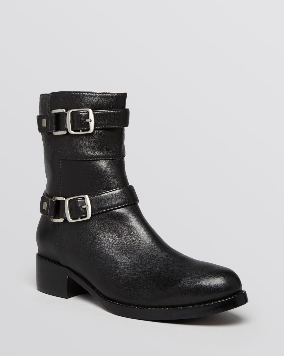 Taryn Rose Boots - Sammie in Black Leather (Black)