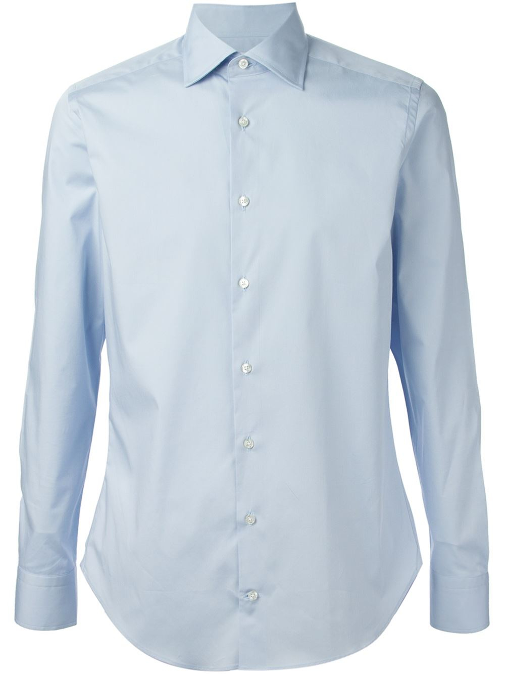 Mens Dress Shirts Spread Collar