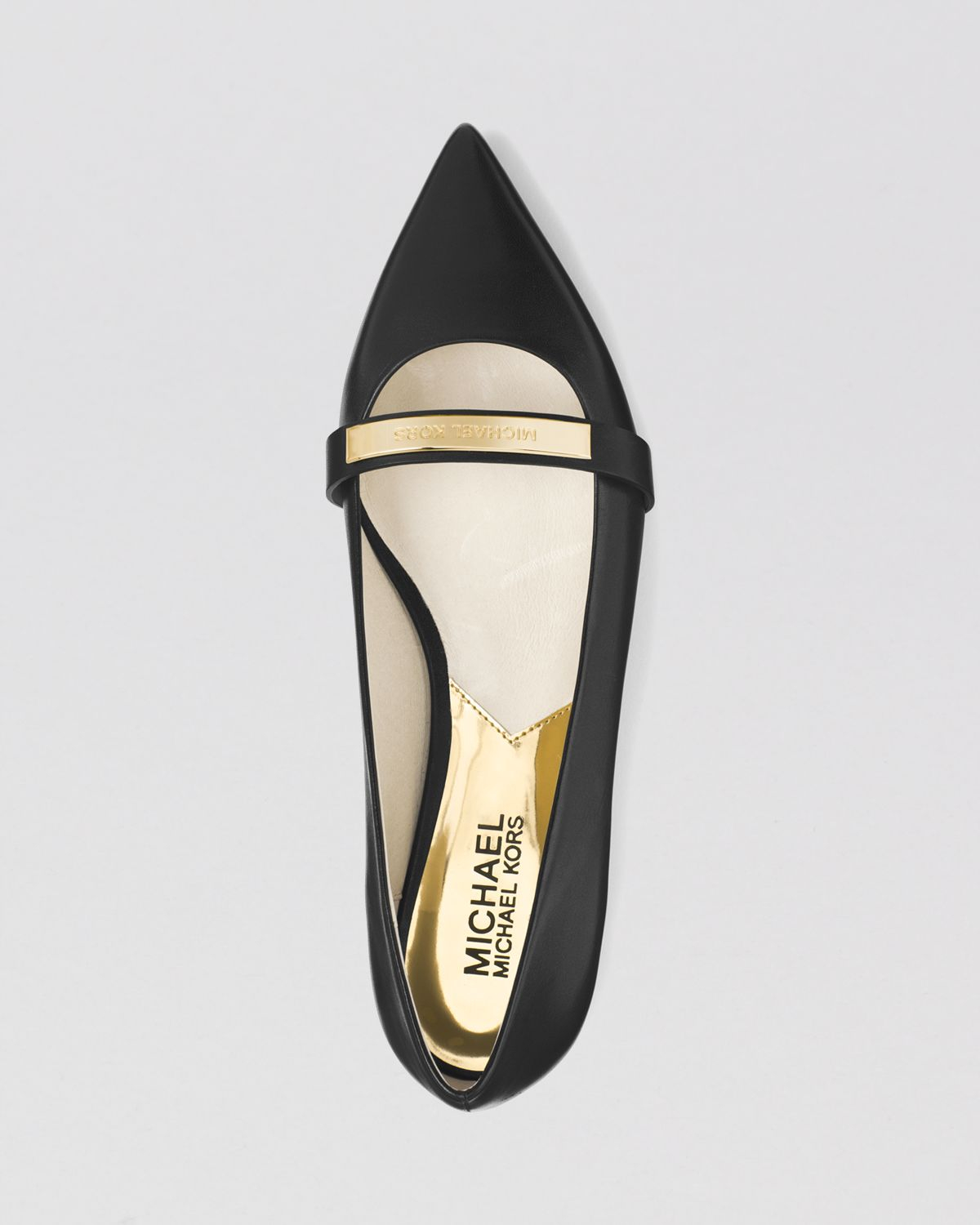 Michael Kors Pointed toe ballerinas ZTUbTKI