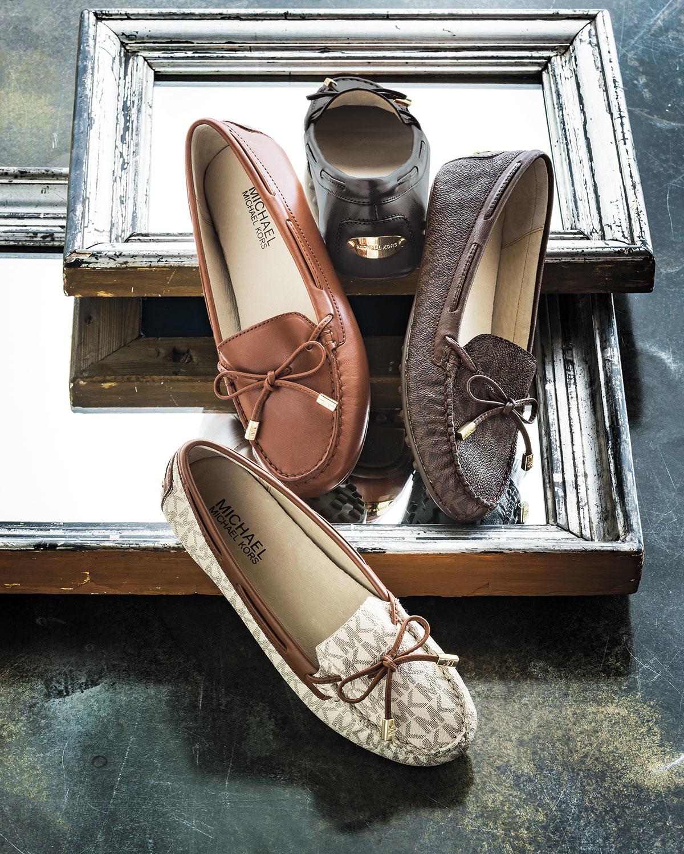 MICHAEL Michael Kors Daisy Leather