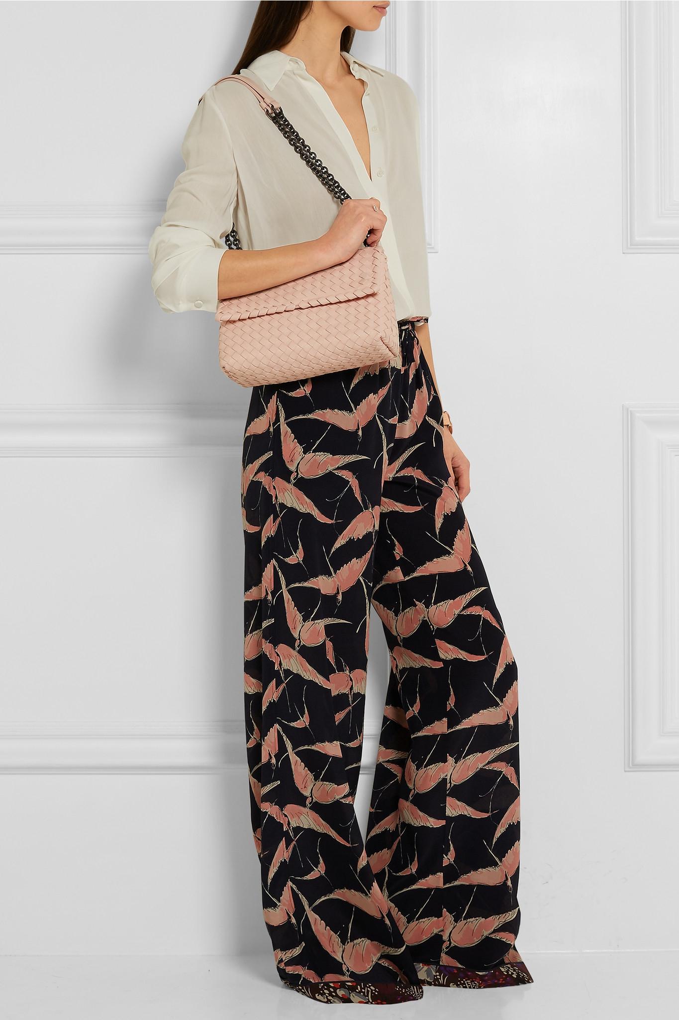 Bottega Veneta Small Olimpia Bag