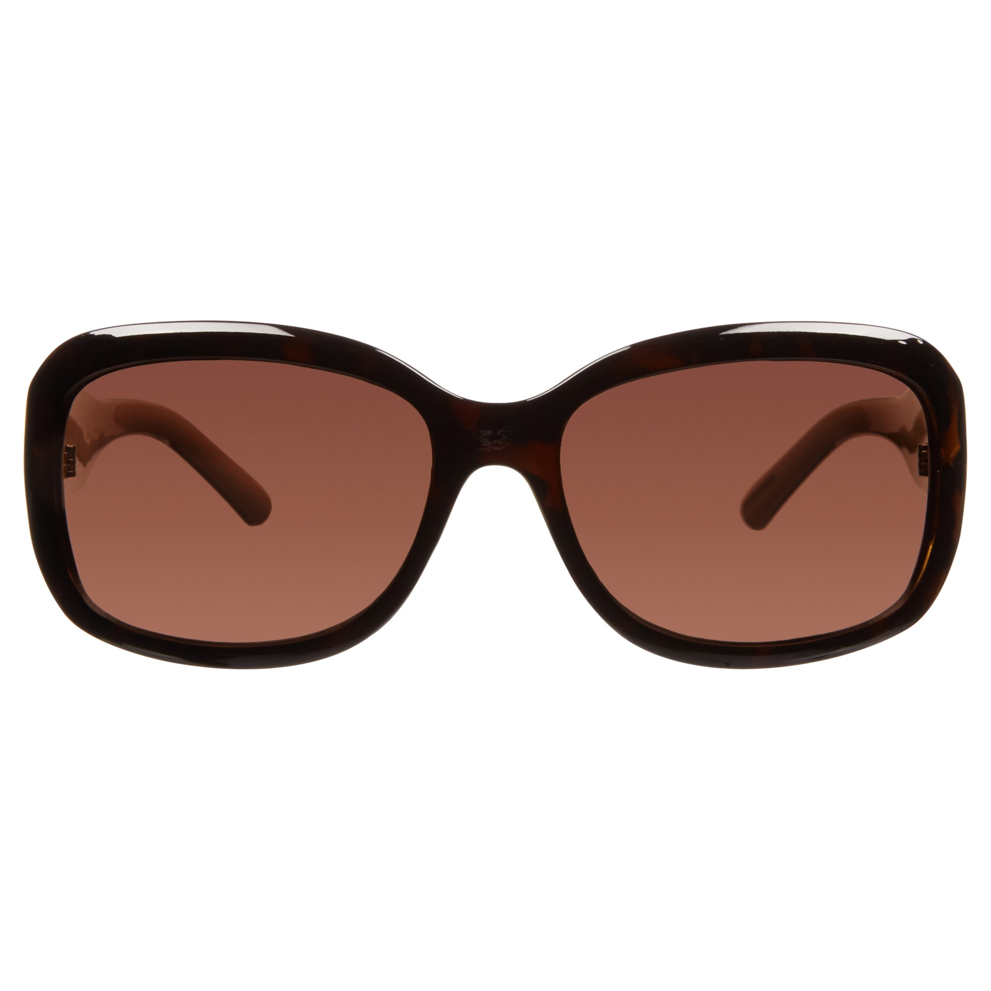 Ted Baker Tb1183 Square Sunglasses in Brown