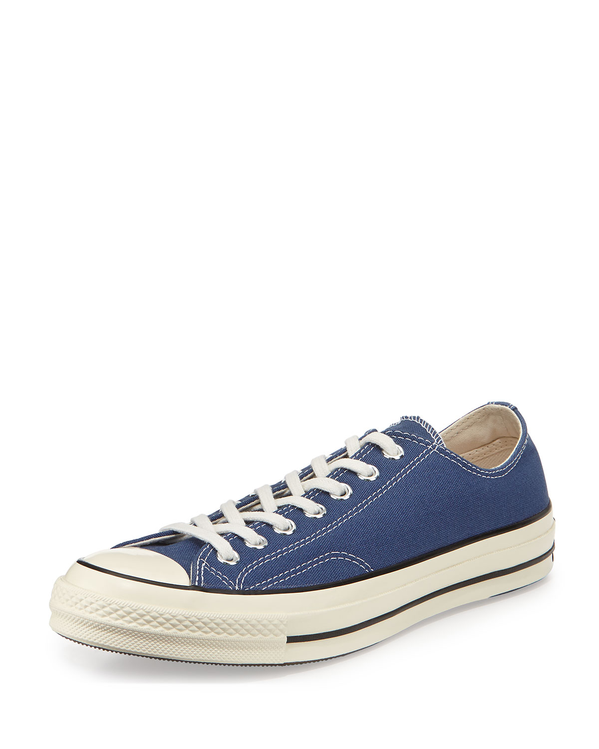 converse all star chuck 39 70 low top sneaker in blue for. Black Bedroom Furniture Sets. Home Design Ideas