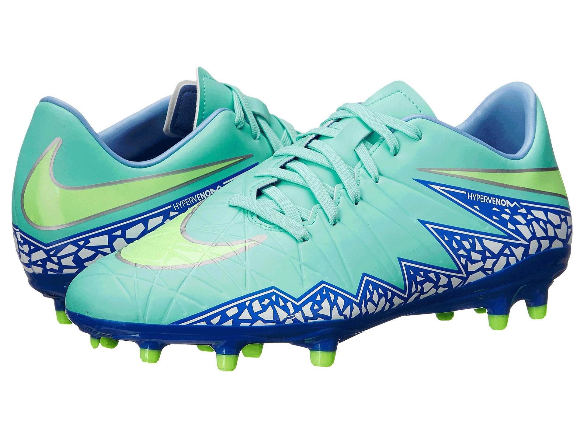 Lyst - Nike Hypervenom Phelon 2 Fg in Blue