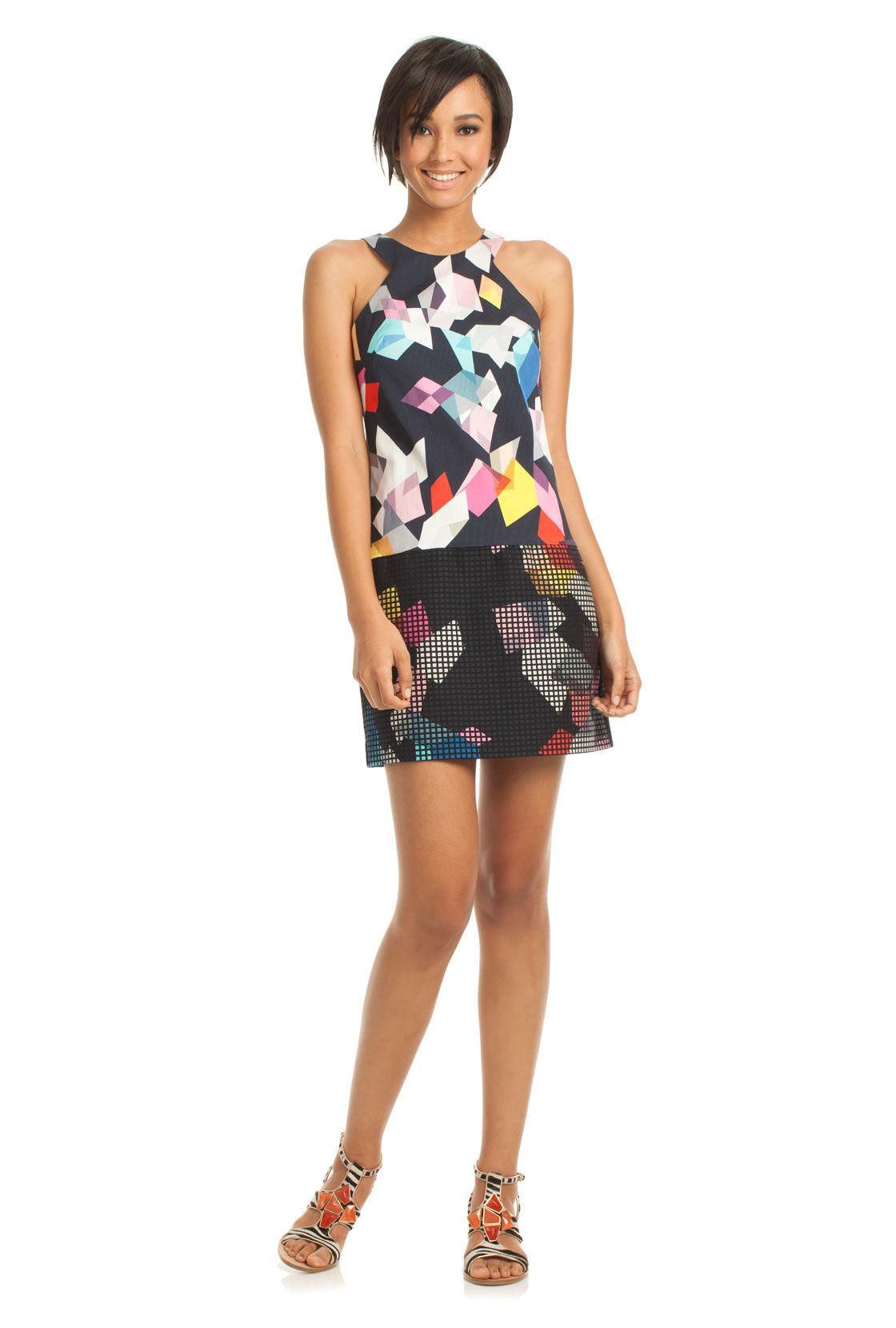 aa786d7e935 Lyst - Trina Turk Aptos Dress