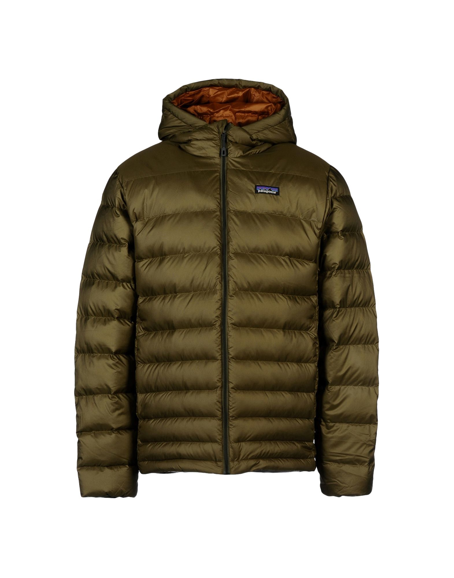 Patagonia Down Jacket In Green For Men Lyst