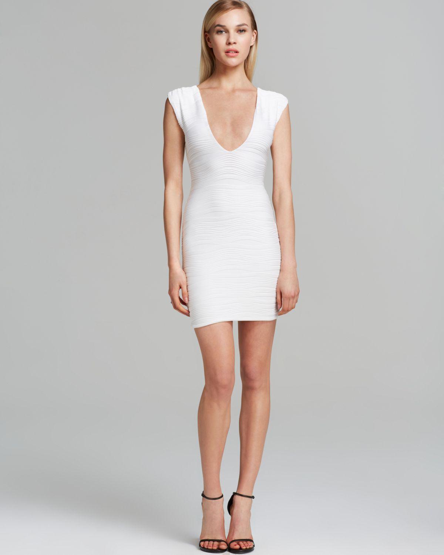 Bec & Bridge Dress Snake Charmer Reversible in White ...