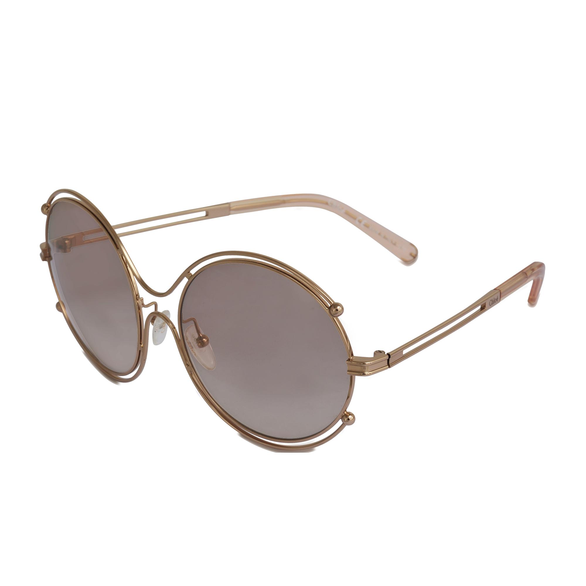 0f6b04c5a931d Chloe Isidora Round Sunglasses