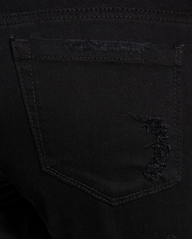 Blank Jeans - Shredded Skinny In Black
