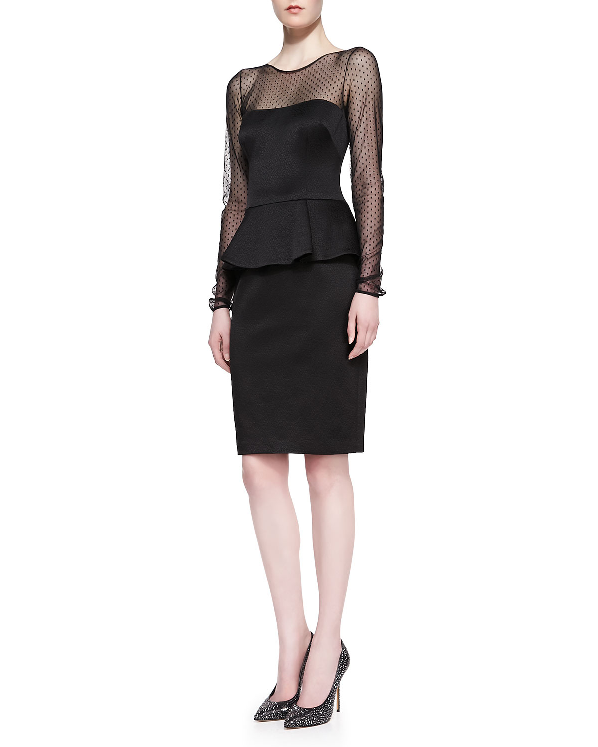 Black dress neiman marcus - Gallery Previously Sold At Neiman Marcus Women S Black Cocktail Dresses