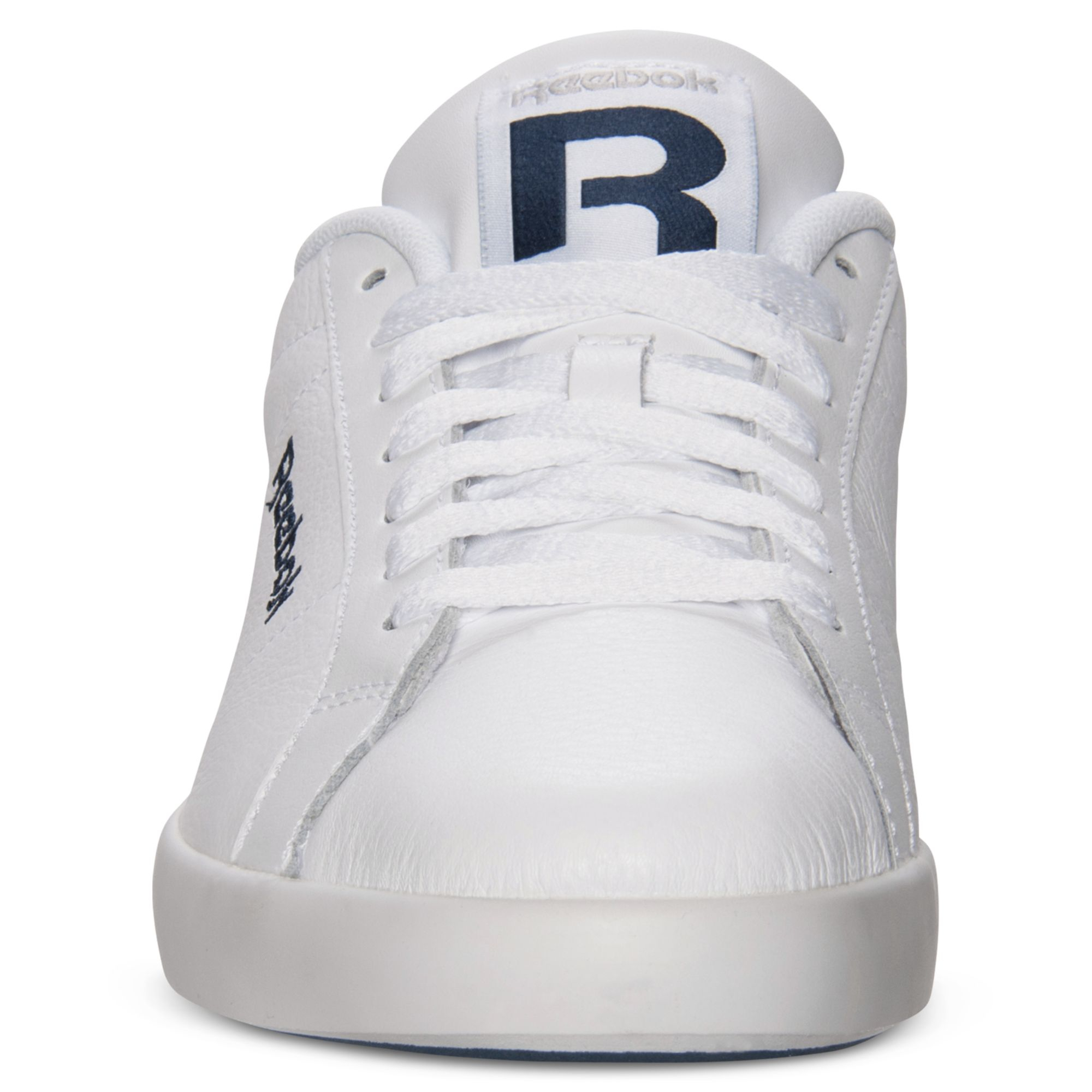 f43fbff0cdd2d Lyst - Reebok Sh Newport Low Casual Sneakers in White for Men