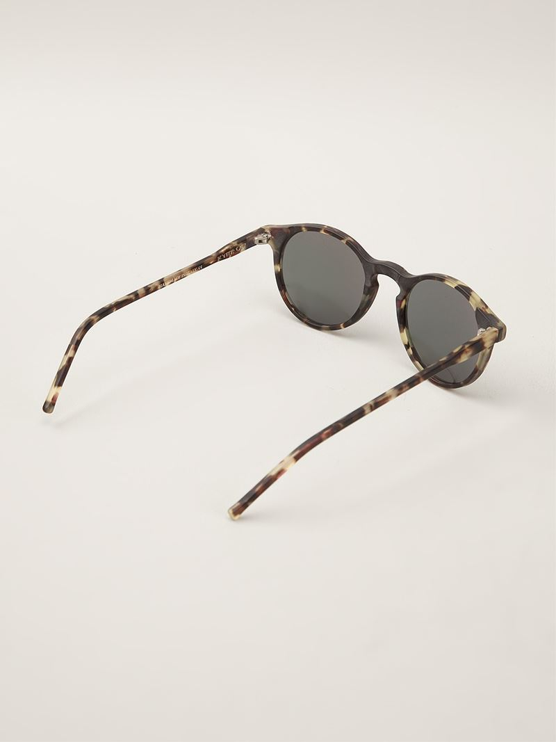 Kyme 'miki' Sunglasses in Grey (Grey)