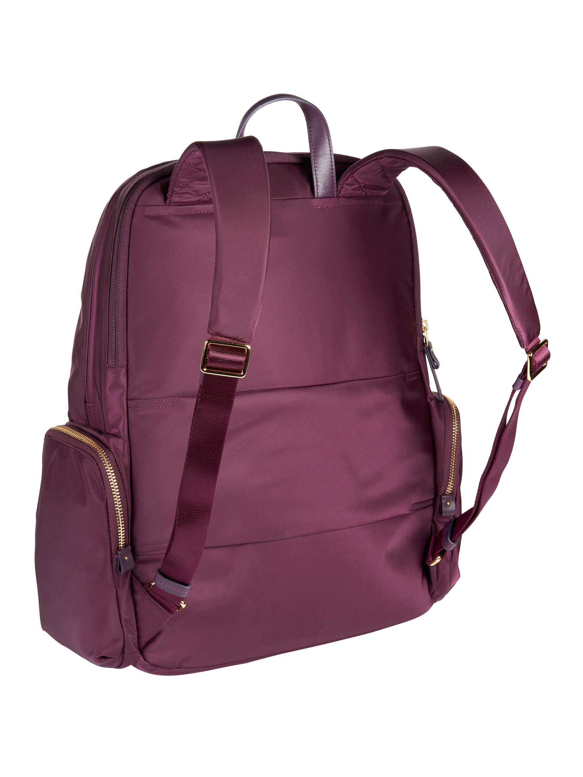 Tumi Voyageur Calais Backpack In Purple For Men Lyst