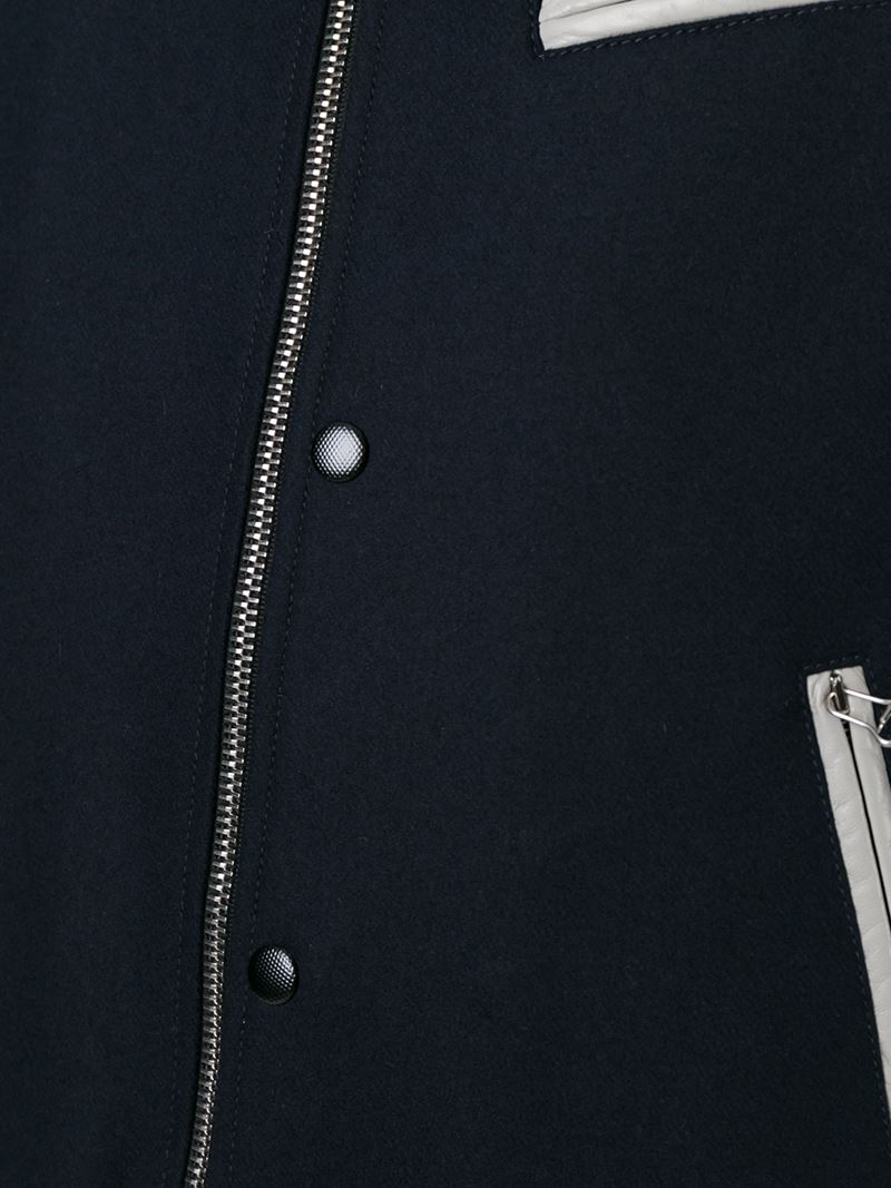 Lanvin Sport Jacket in Blue for Men