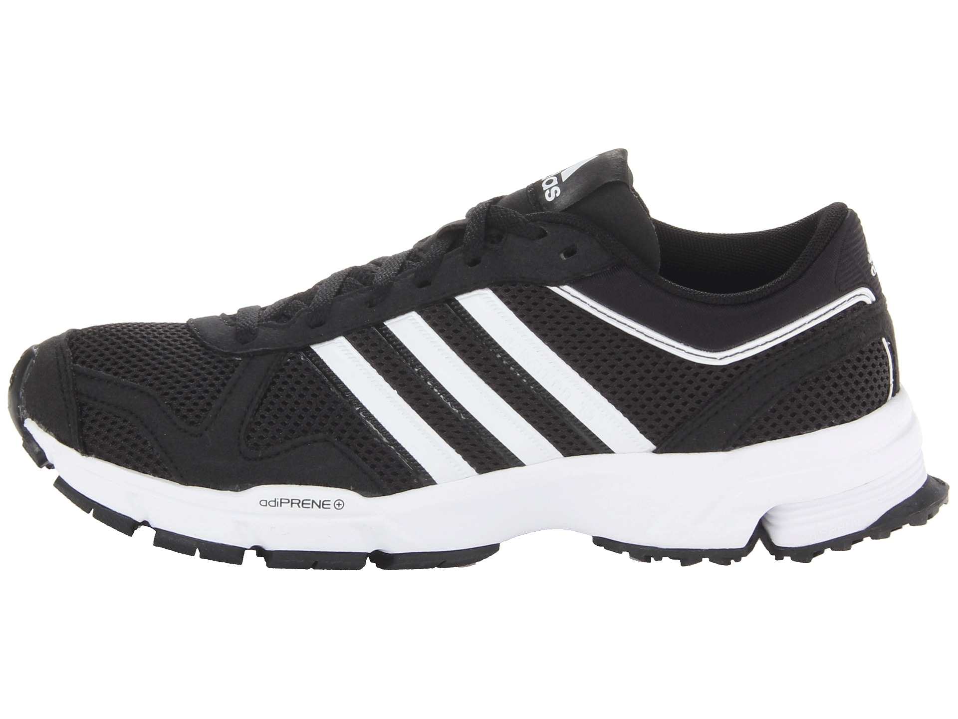 Adidas Marathon  Ng Black Running Shoes