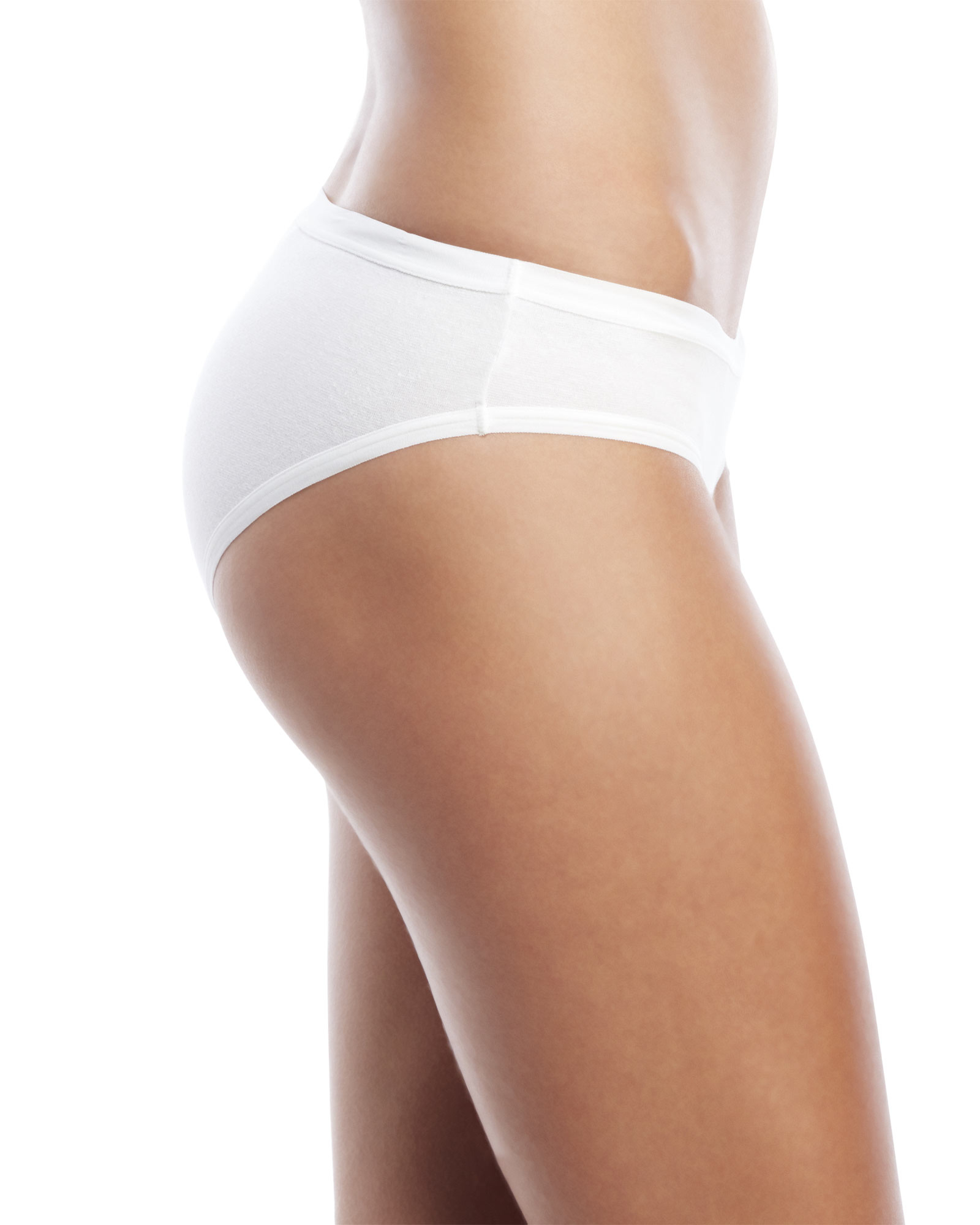 Vanity fair 5 Pack True fort Cotton Stretch Hipster Panty in