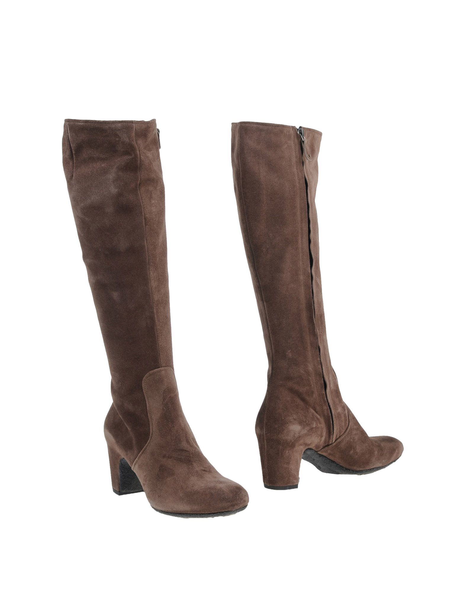 roberto carlo boots in brown light brown