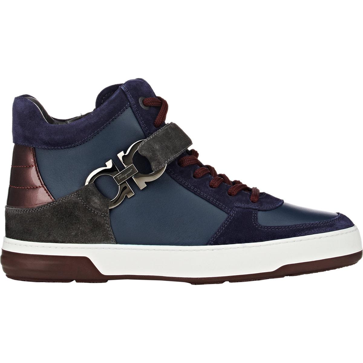Men S Hook And Loop Closure Shoes
