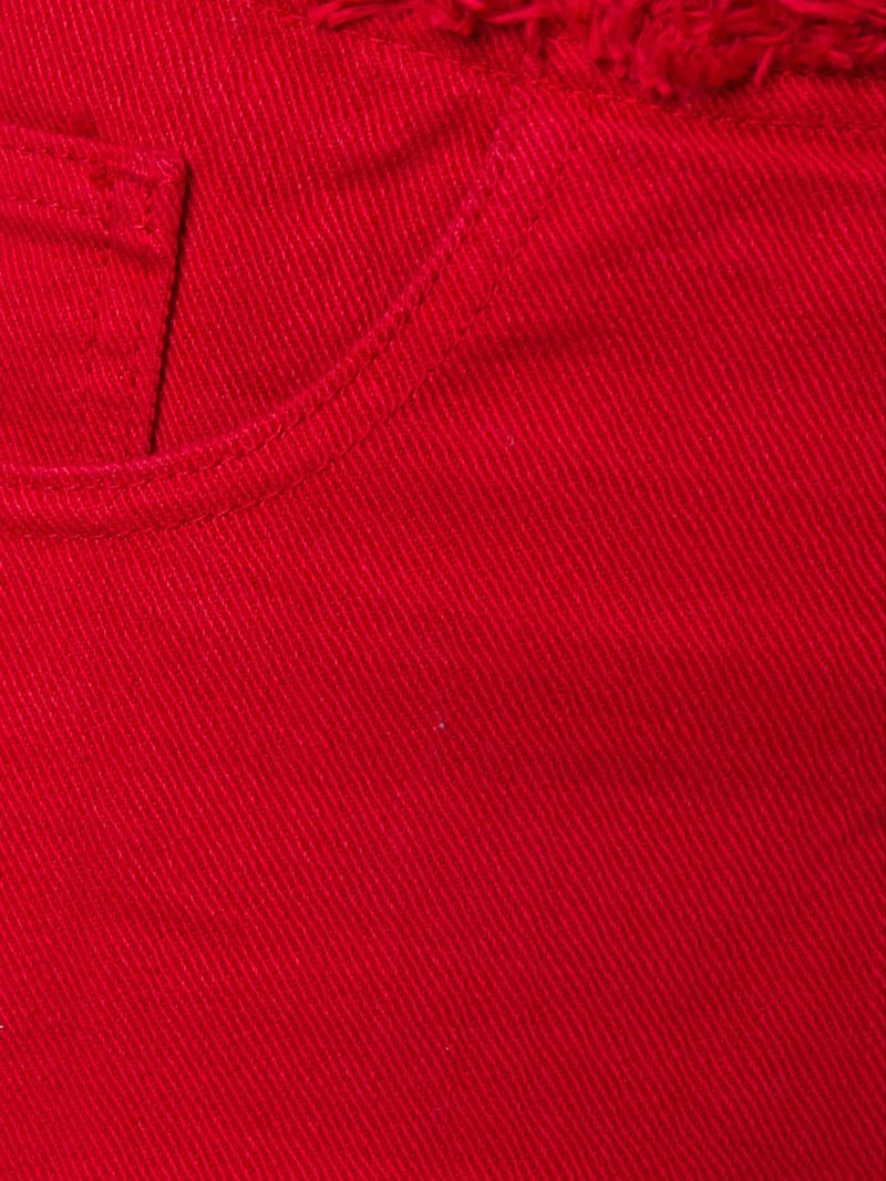 Marques'Almeida Raw Edge Flared Jeans
